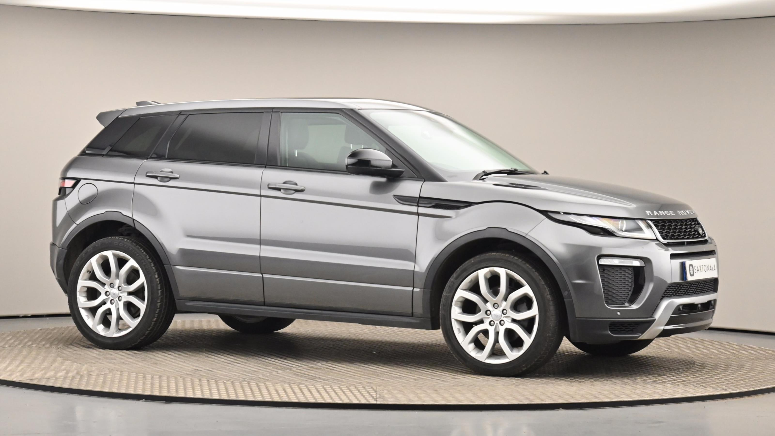 Used 2016 Land Rover RANGE ROVER EVOQUE 2.0 TD4 HSE Dynamic Lux 5dr at Saxton4x4
