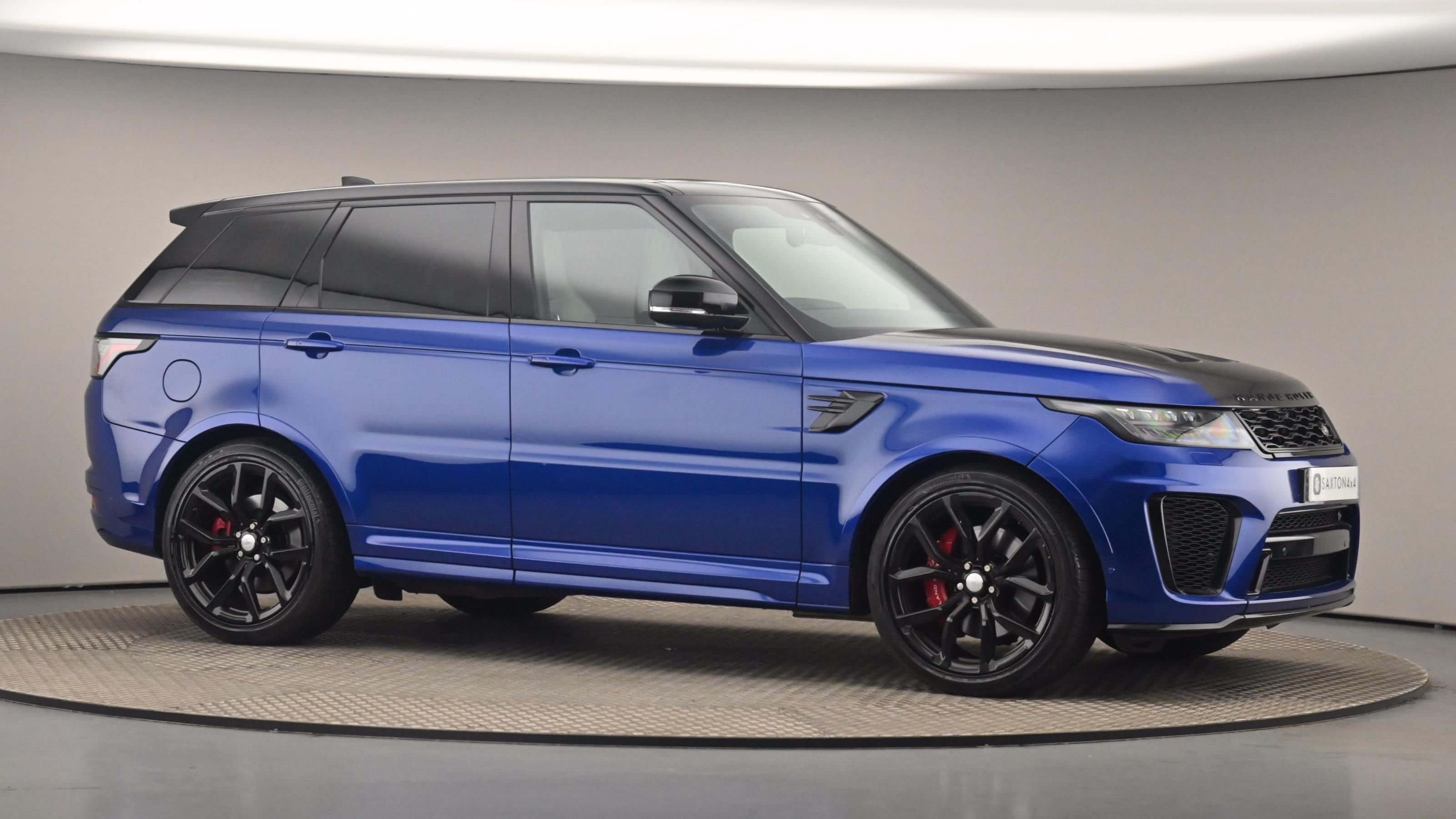 Range Rover Sport >> Land Rover Range Rover Sport