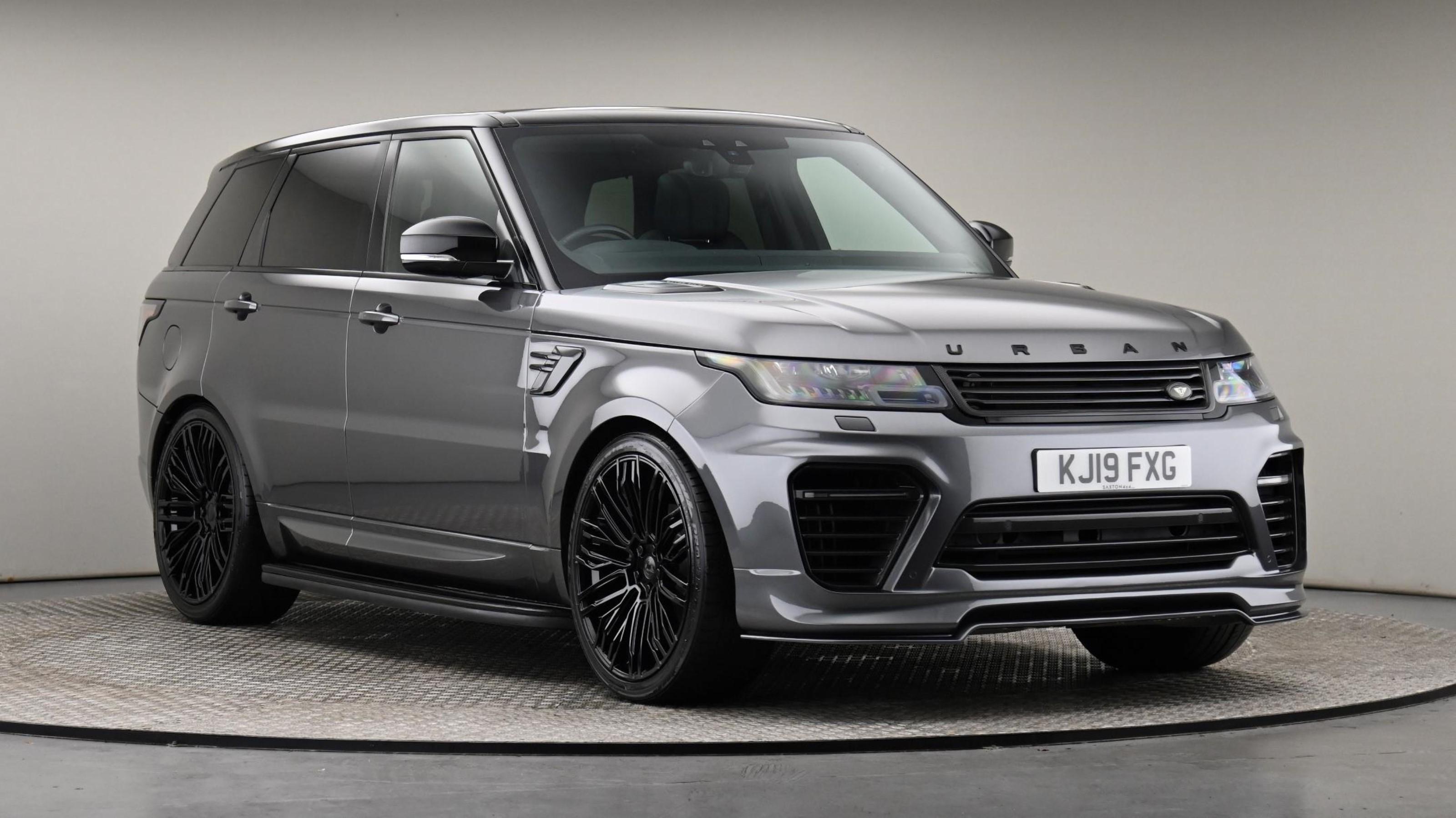 Land Rover Sport >> Land Rover Range Rover Sport