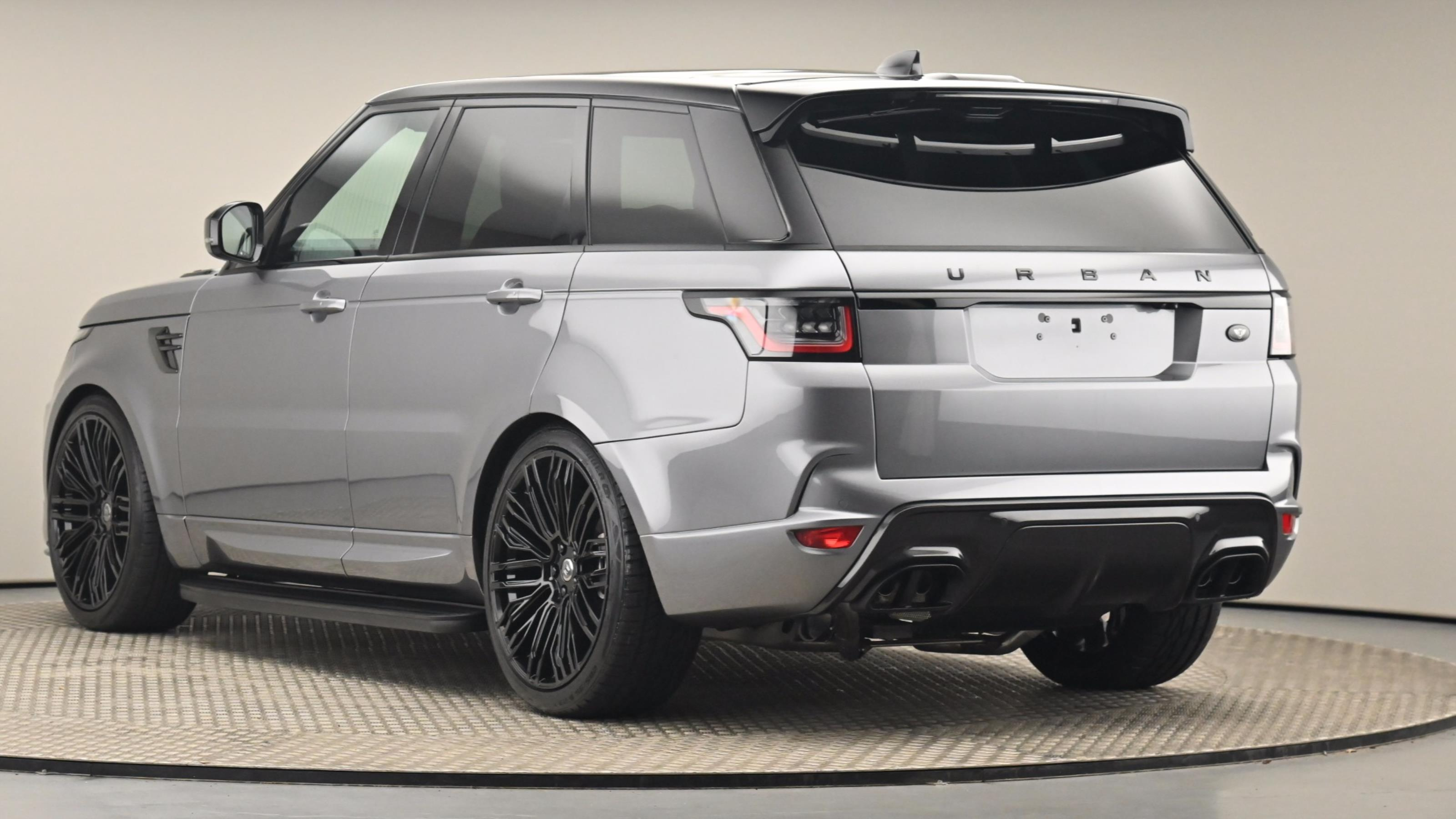 Used 2019 Land Rover RANGE ROVER SPORT 3.0 SDV6 HSE 5dr Auto GREY at Saxton4x4