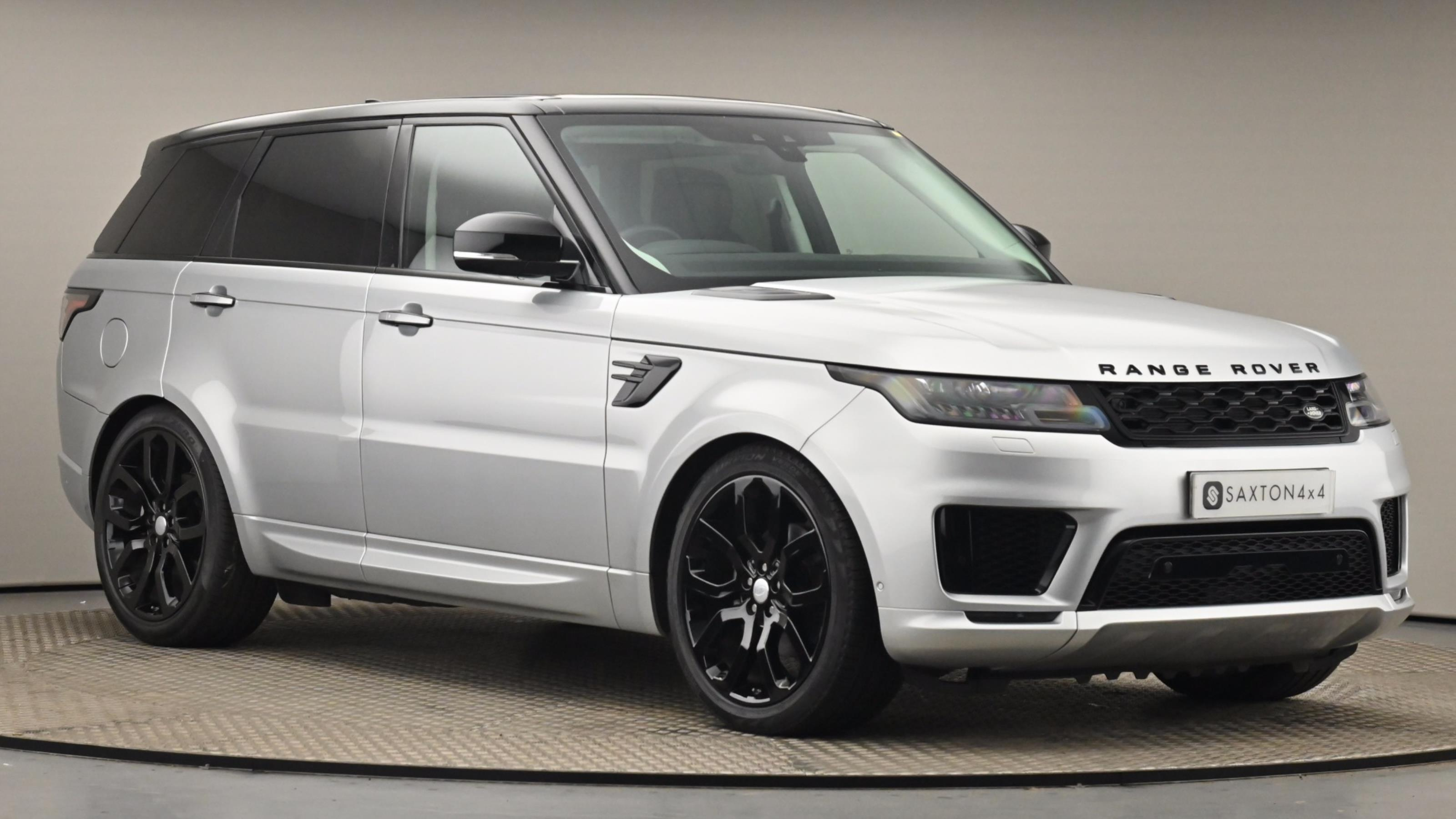 Used 2018 Land Rover RANGE ROVER SPORT 3.0 SDV6 Autobiography Dynamic 5dr Auto SILVER at Saxton4x4
