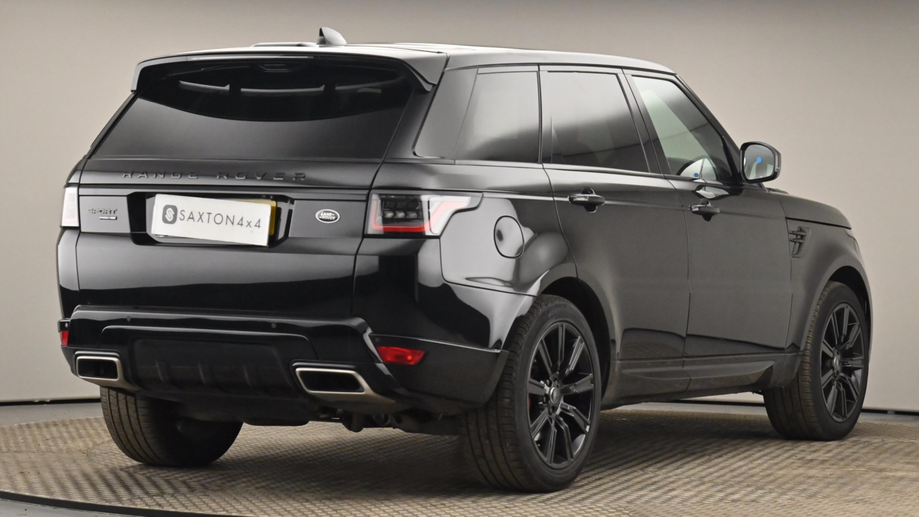Used 2018 Land Rover RANGE ROVER SPORT 2.0 P400e HSE ...