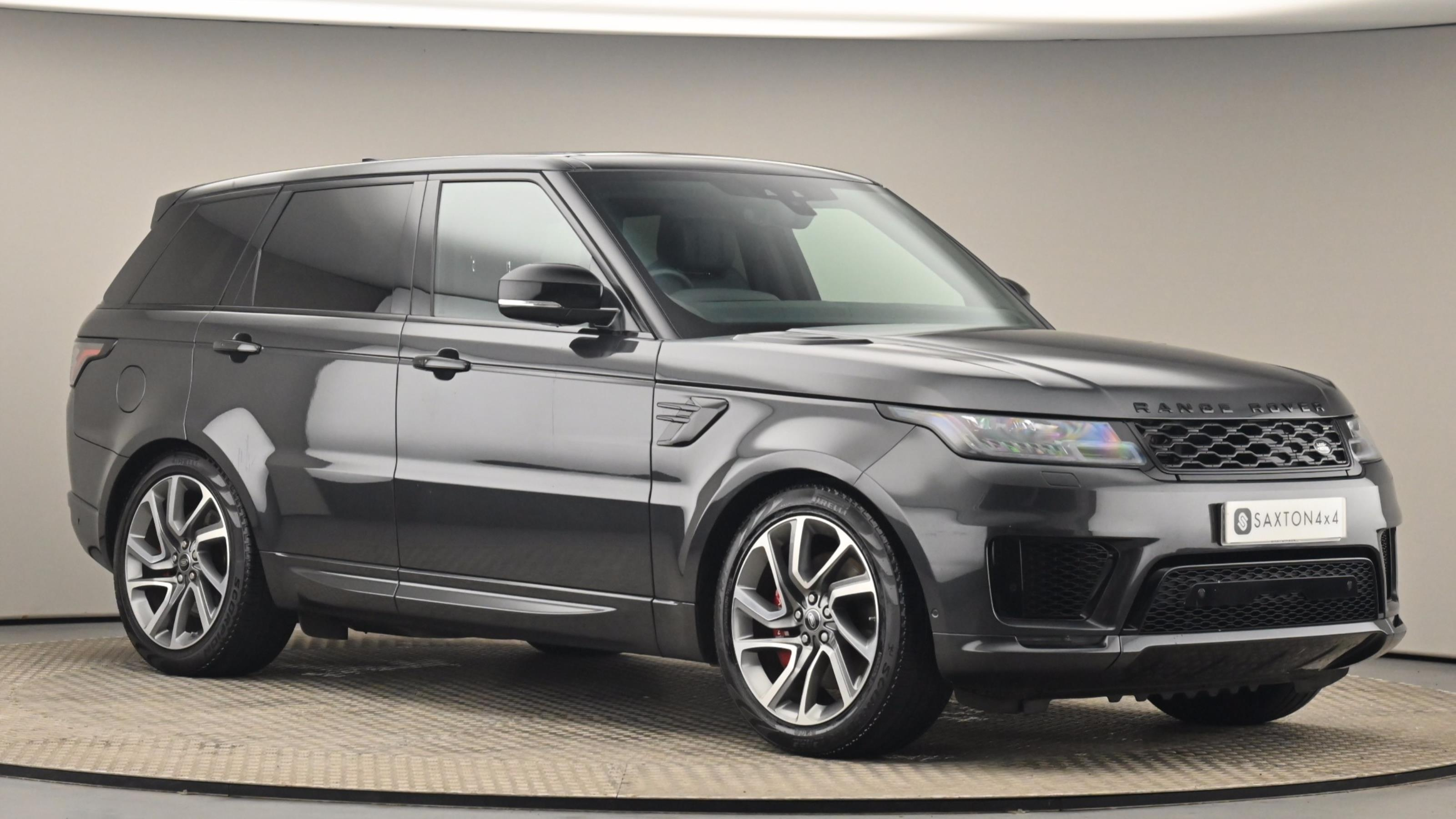 Used 2018 Land Rover RANGE ROVER SPORT 2.0 P400e Autobiography Dynamic 5dr Auto GREY at Saxton4x4