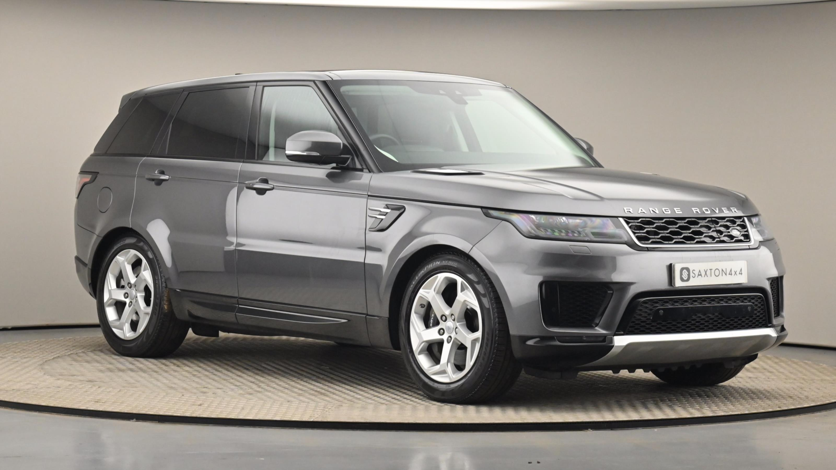 Used 2018 Land Rover RANGE ROVER SPORT 2.0 P400e HSE 5dr Auto GREY at Saxton4x4