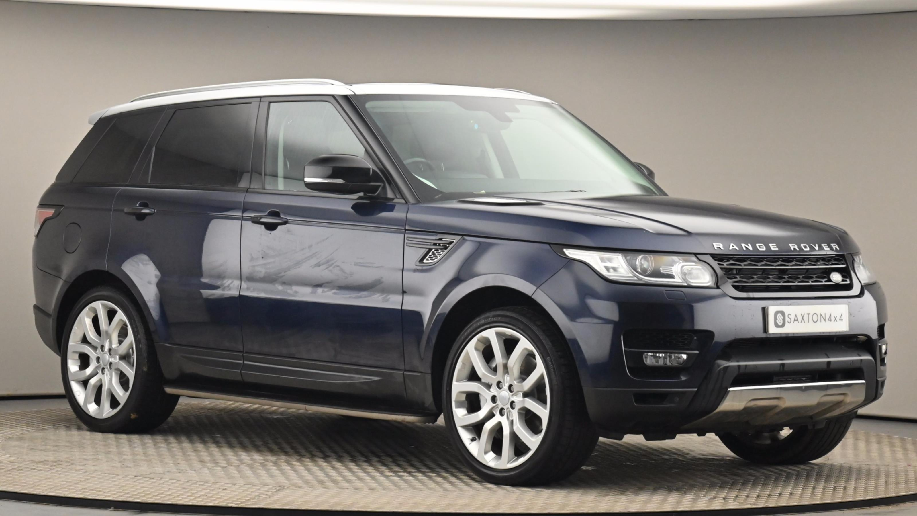 Used 2016 Land Rover RANGE ROVER SPORT 3.0 SDV6 [306] HSE Dynamic 5dr Auto at Saxton4x4
