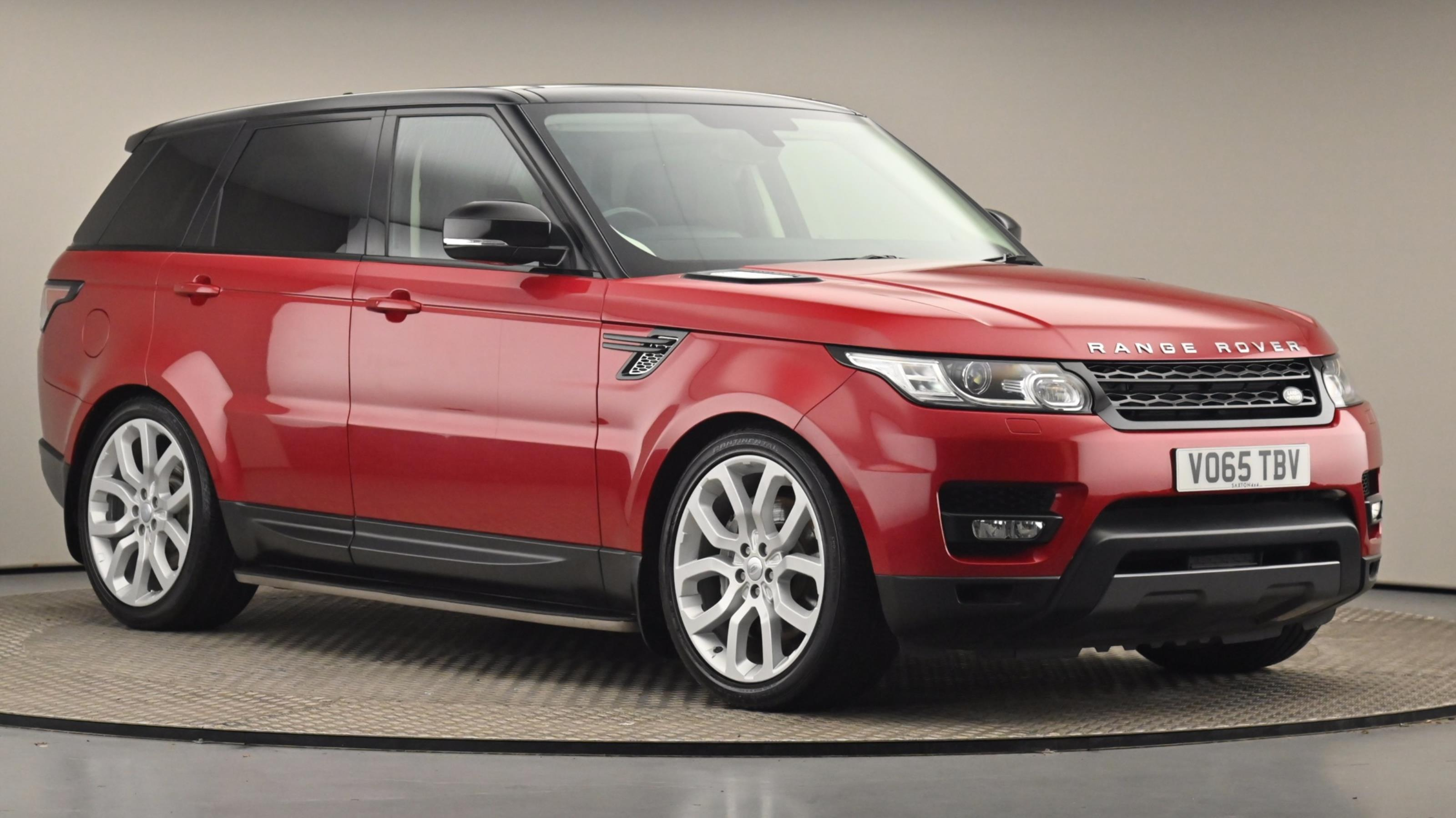 Used 2015 Land Rover RANGE ROVER SPORT 3.0 SDV6 [306] HSE Dynamic 5dr Auto at Saxton4x4