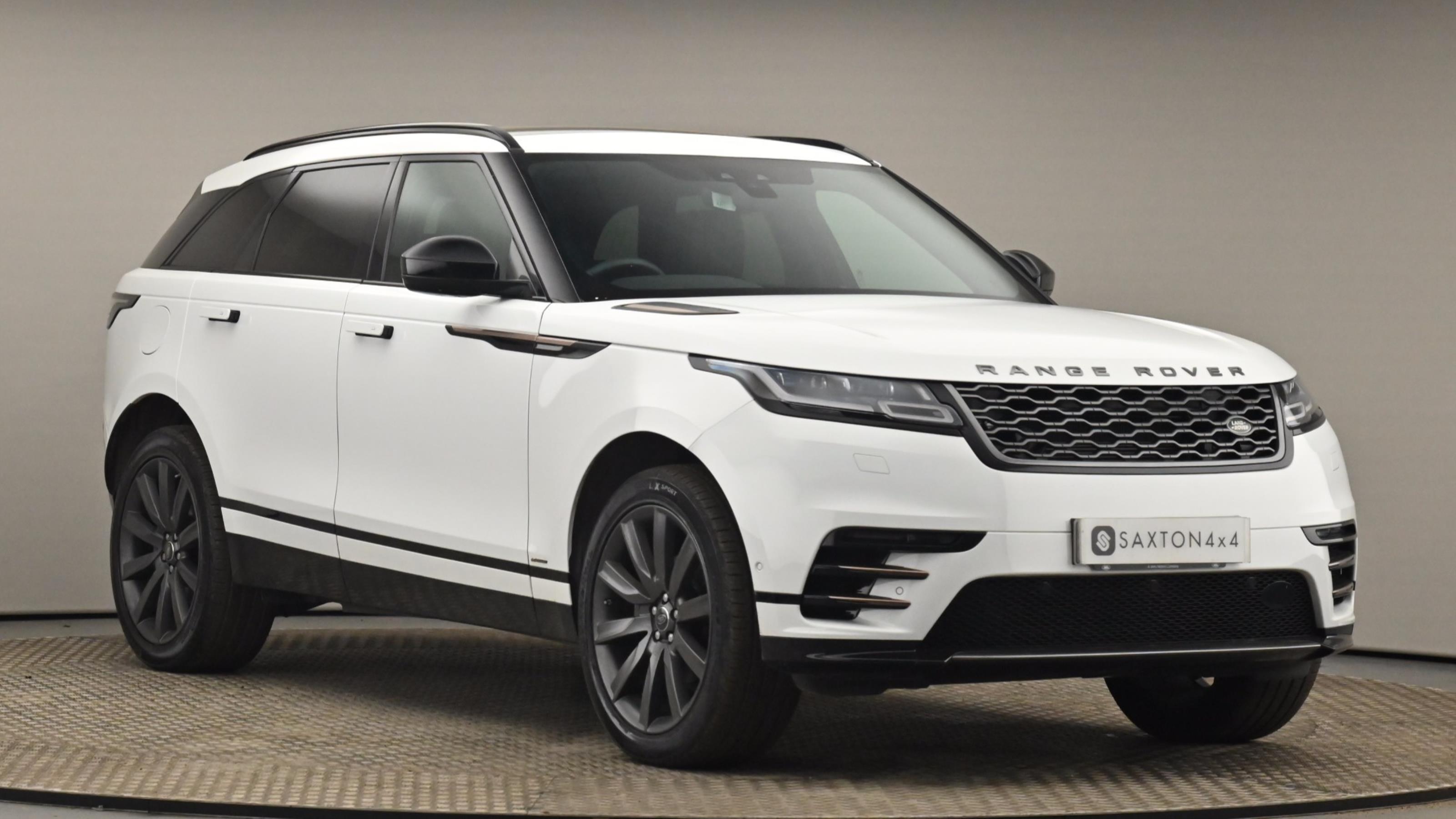 Used 2018 Land Rover RANGE ROVER VELAR 2.0 D180 R-Dynamic ...