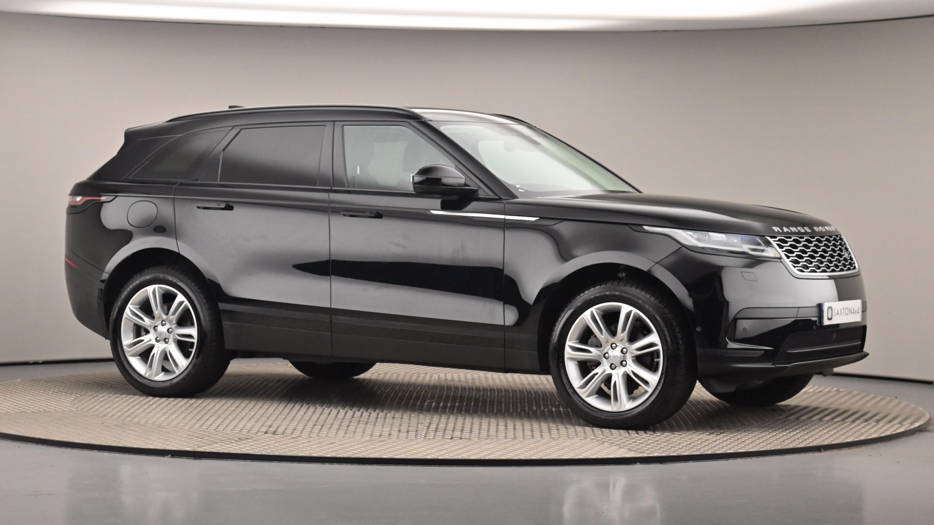 Used 2018 Land Rover RANGE ROVER VELAR 2.0 D180 SE 5dr Auto BLACK at Saxton4x4