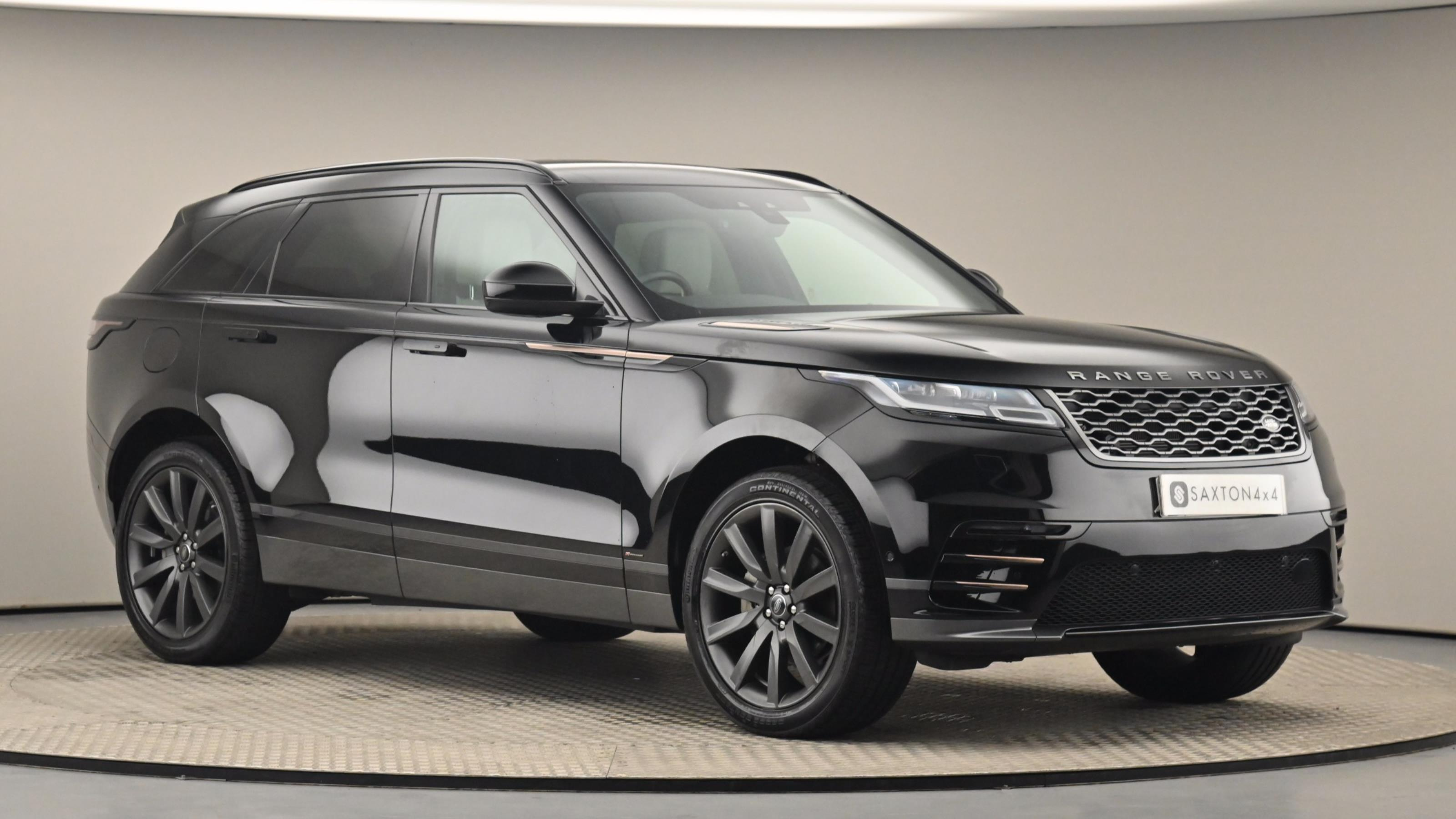 Used 2018 Land Rover RANGE ROVER VELAR 2.0 D180 R-Dynamic HSE 5dr Auto at Saxton4x4