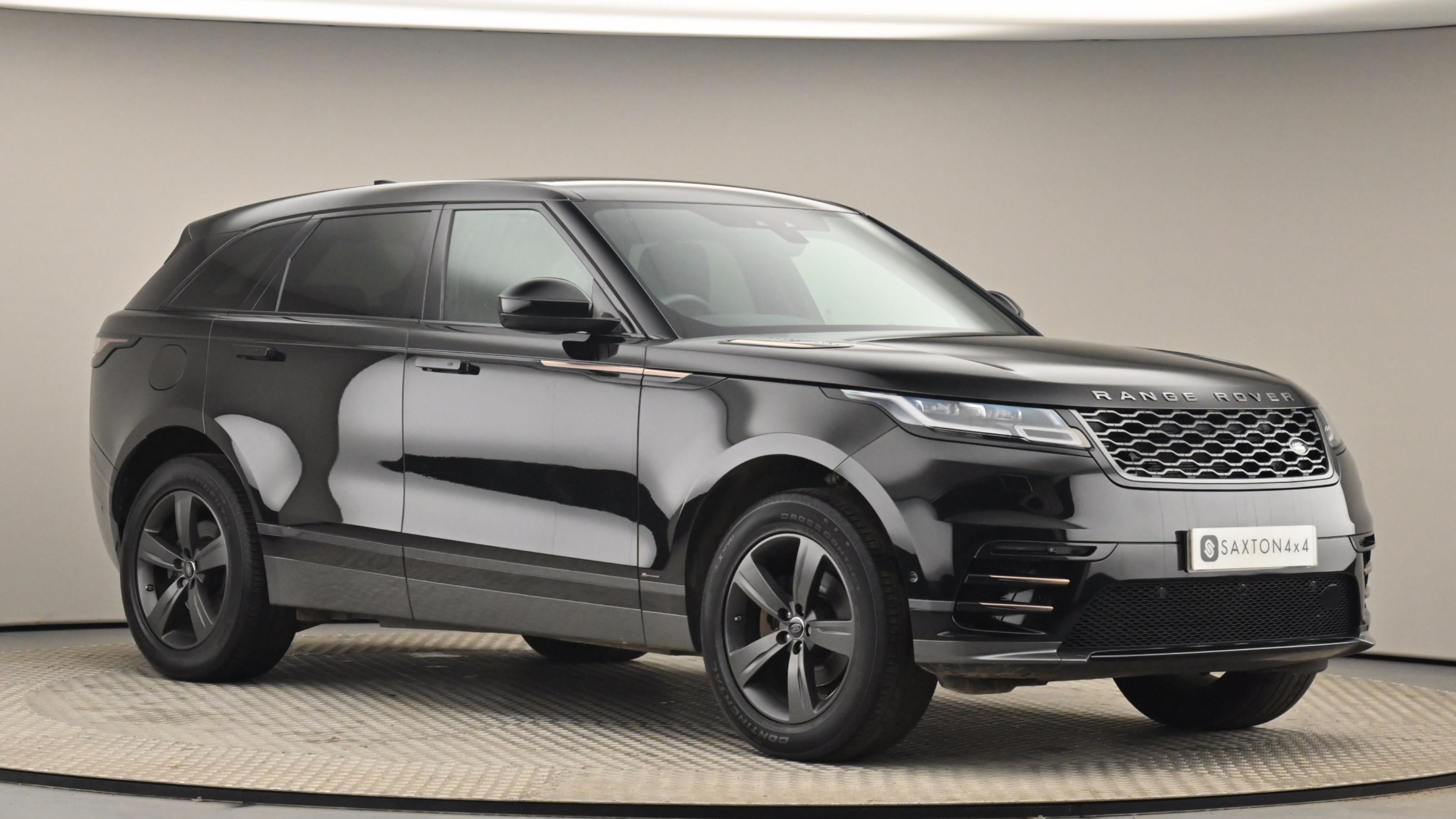 Used 2018 Land Rover RANGE ROVER VELAR 2.0 D240 R-Dynamic HSE 5dr Auto BLACK at Saxton4x4