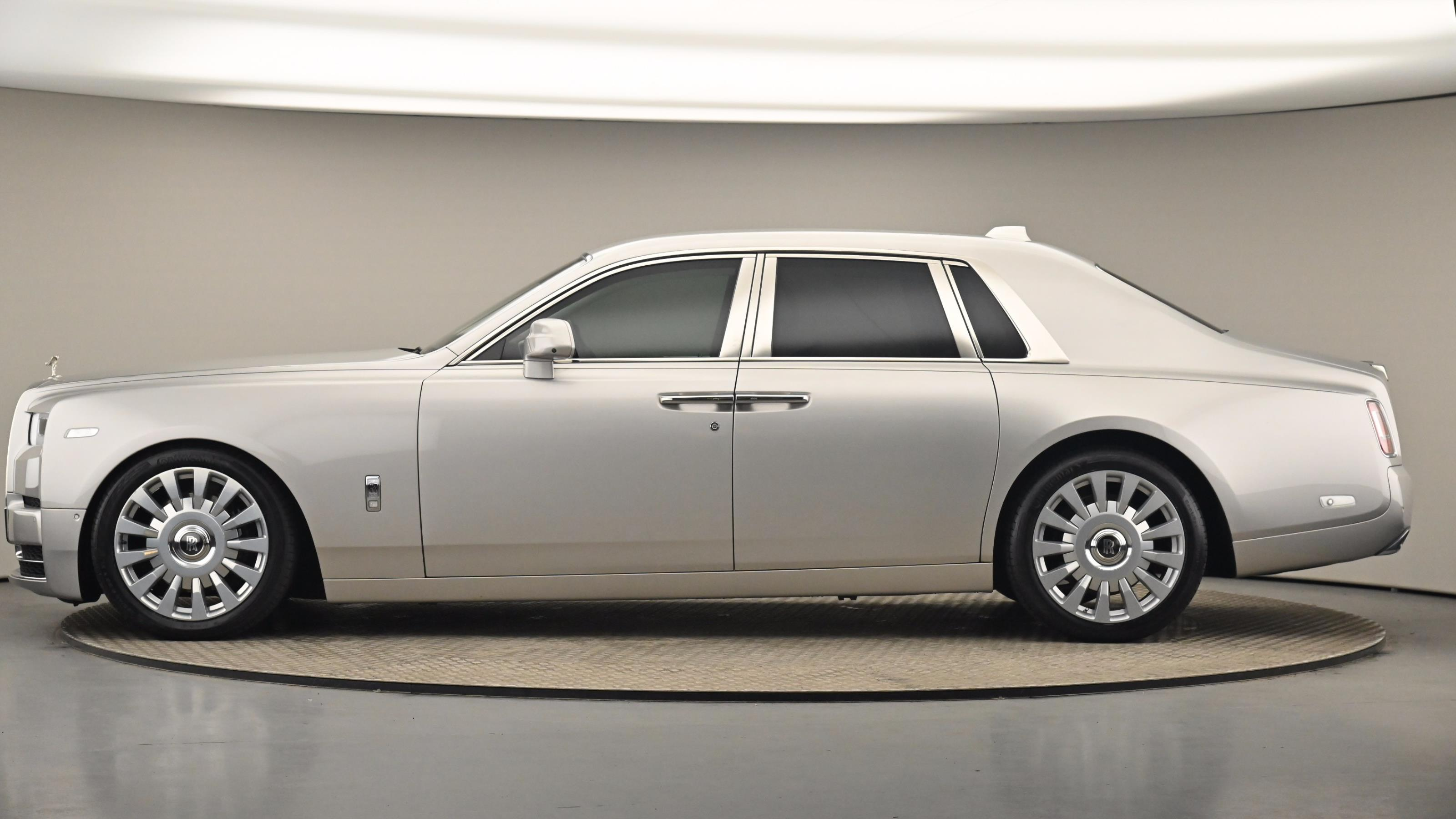 Used 2018 Rolls-Royce PHANTOM 4dr Auto SILVER at Saxton4x4