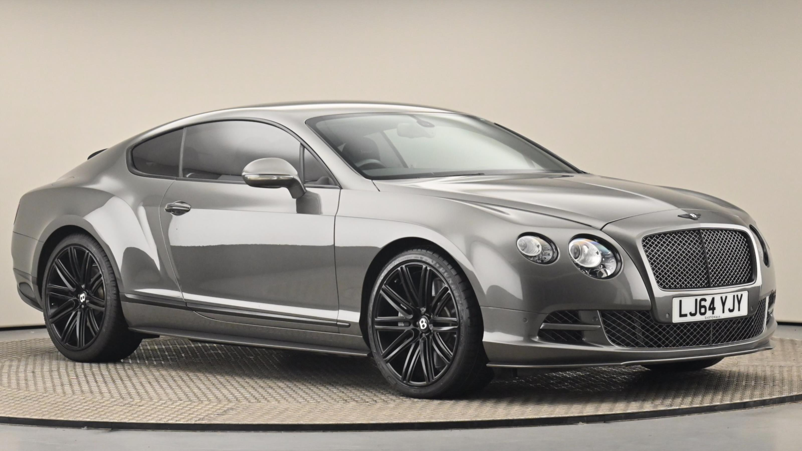 Used 2014 Bentley CONTINENTAL GT 6.0 W12 Speed 2dr Auto GREY at Saxton4x4