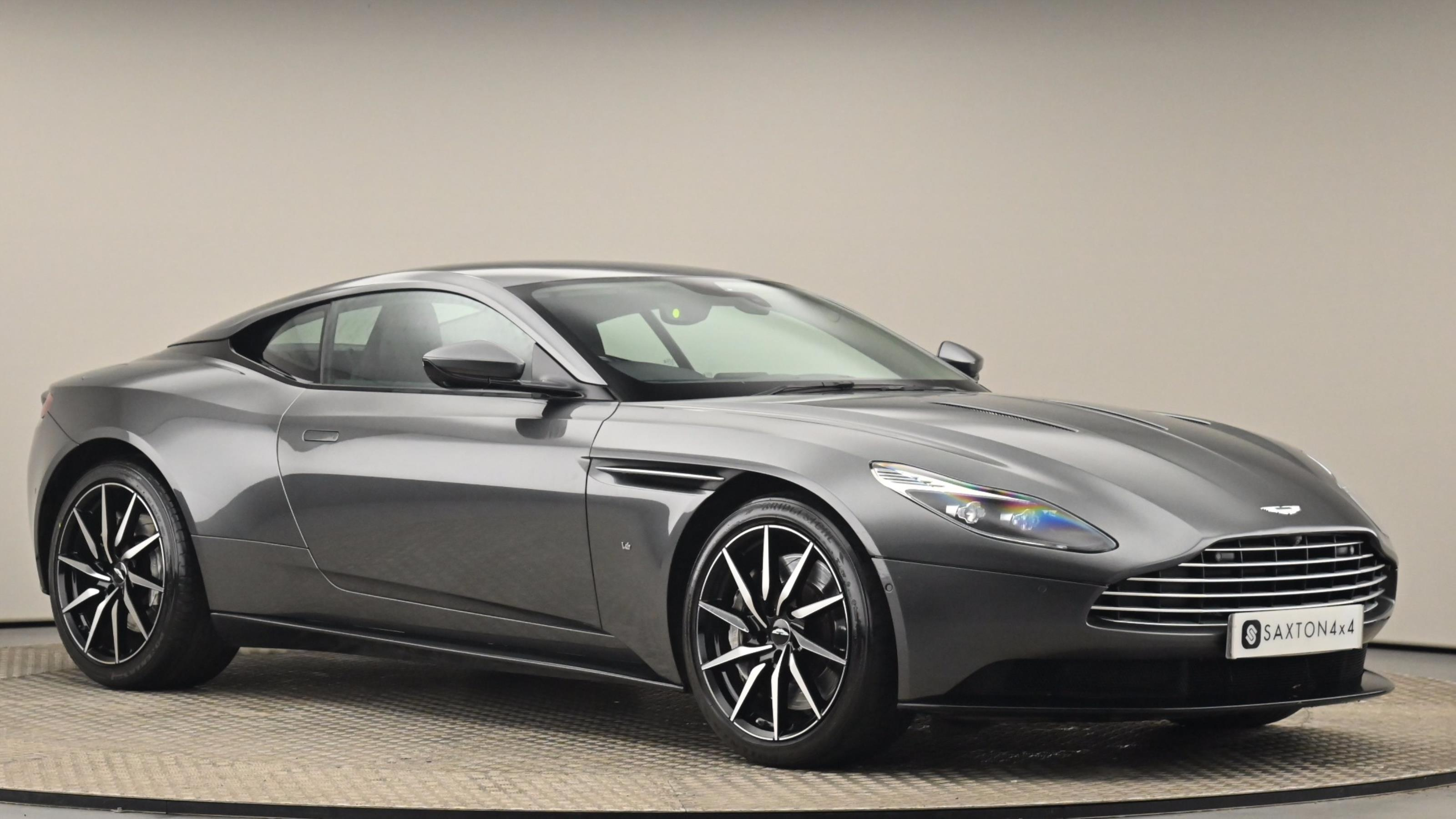 Used 2017 Aston Martin DB11 V12 Launch Edition 2dr Touchtronic Auto at Saxton4x4