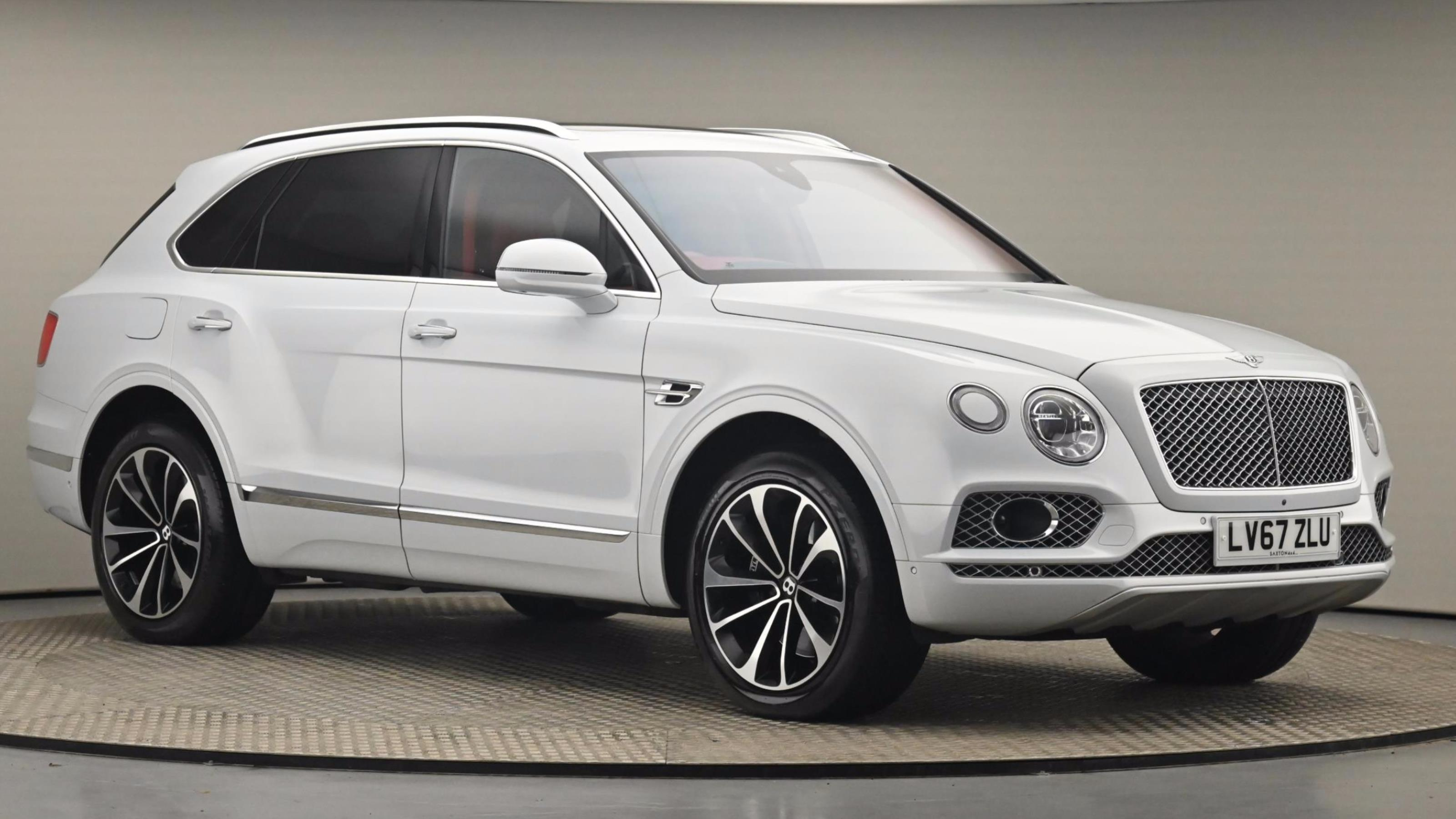 Used 2018 Bentley BENTAYGA 6.0 W12 5dr Auto at Saxton4x4