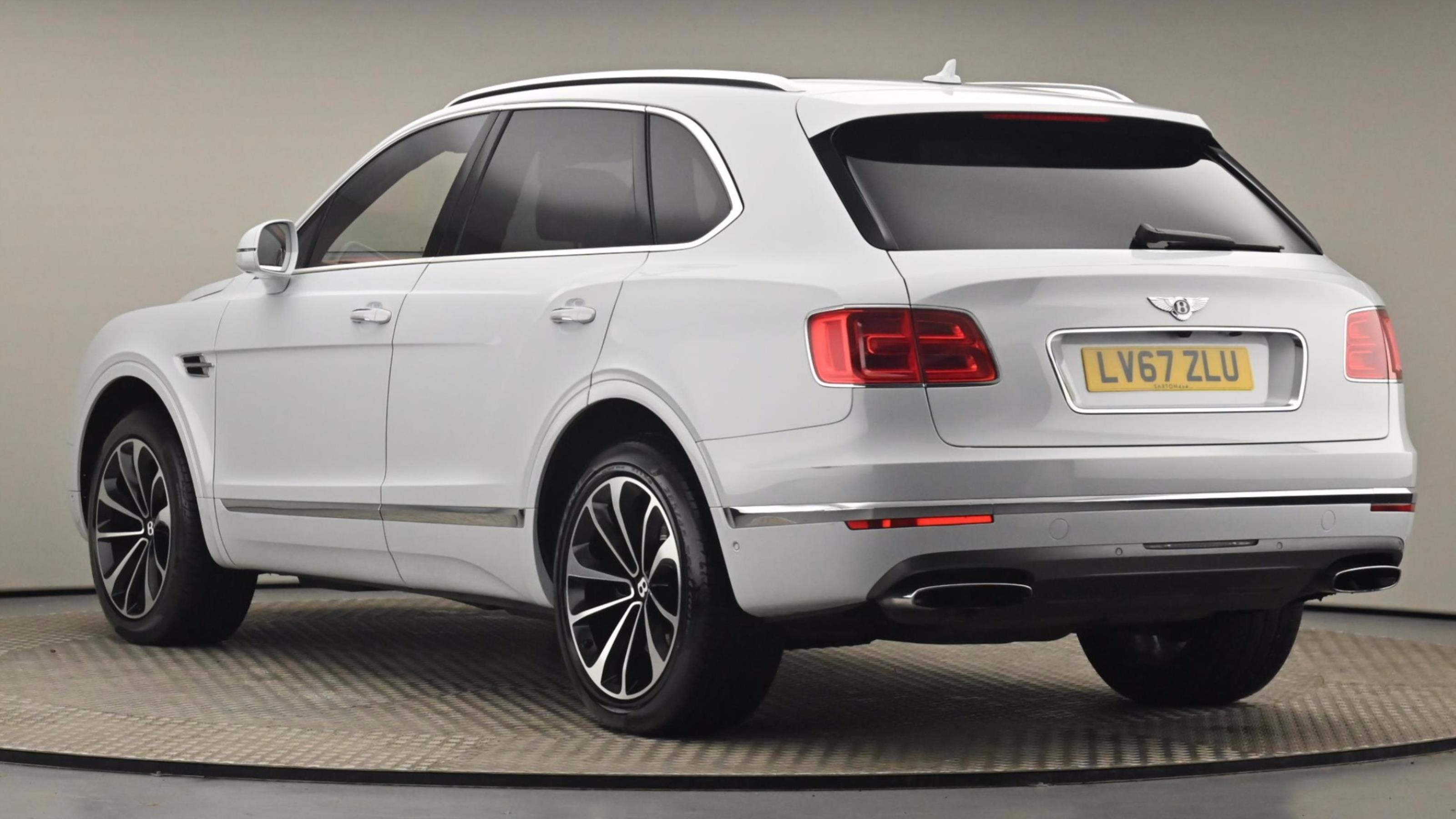 Used 2018 Bentley BENTAYGA 6.0 W12 5dr Auto ~ at Saxton4x4