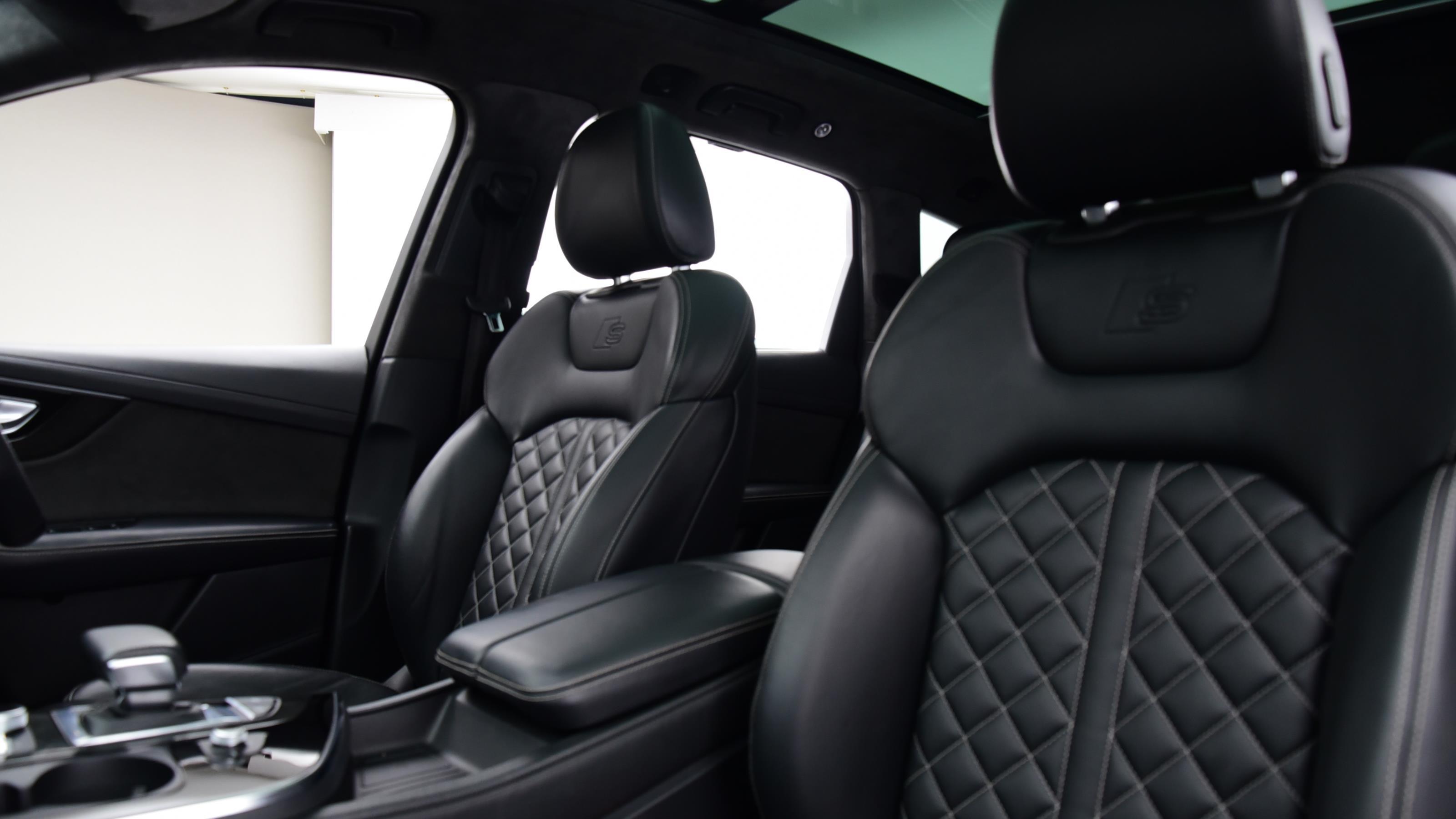 Used 2018 Audi Q7 50 TDI Quattro Vorsprung 5dr Tiptronic BLACK at Saxton4x4