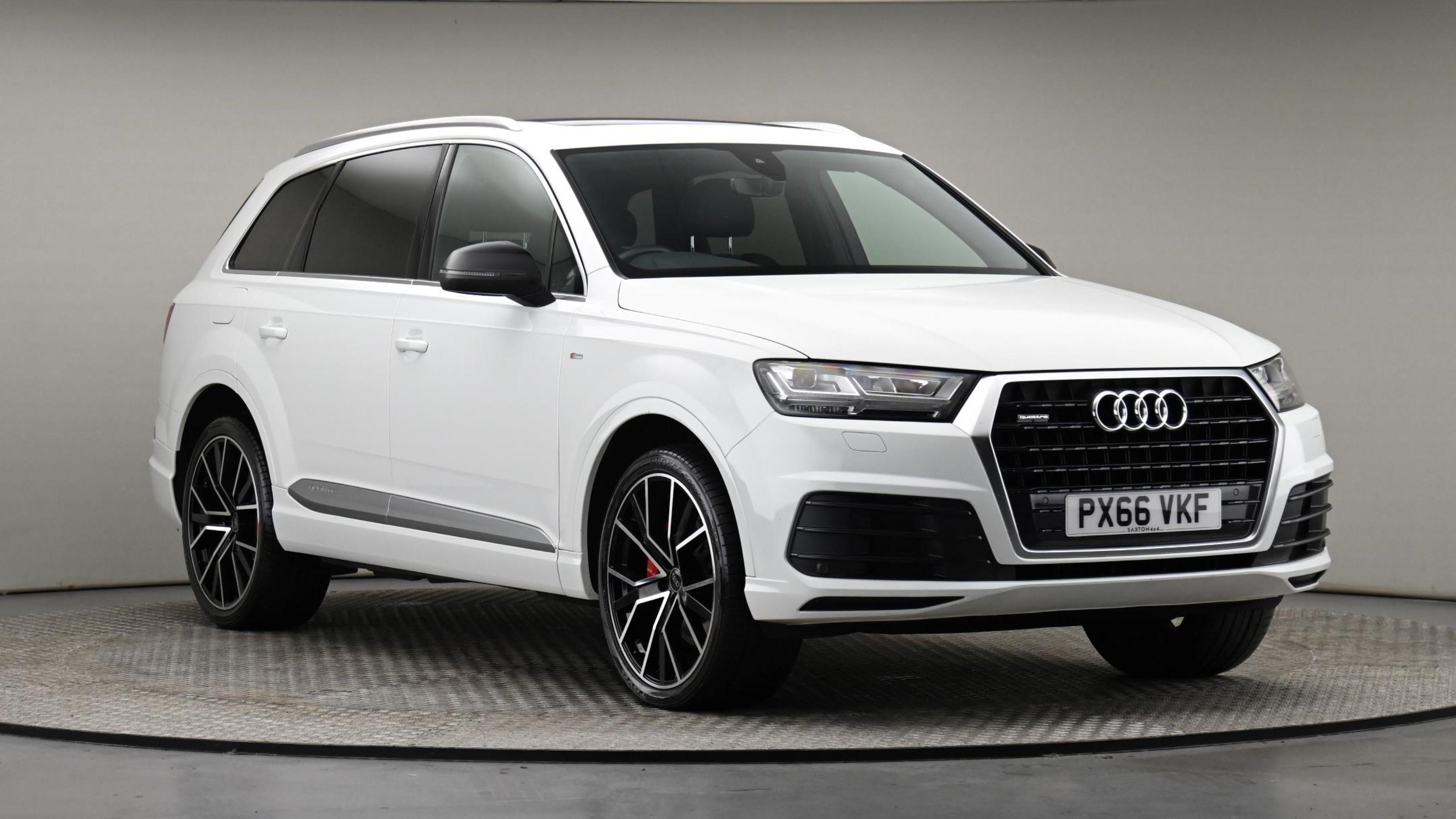 Used 2016 Audi Q7 3.0 TDI Quattro S Line 5dr Tip Auto at Saxton4x4