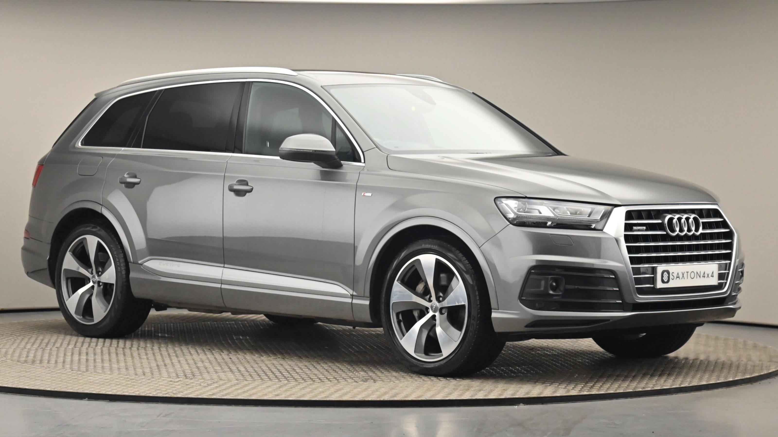 Used 2015 Audi Q7 3.0 TDI Quattro S Line 5dr Tip Auto at Saxton4x4
