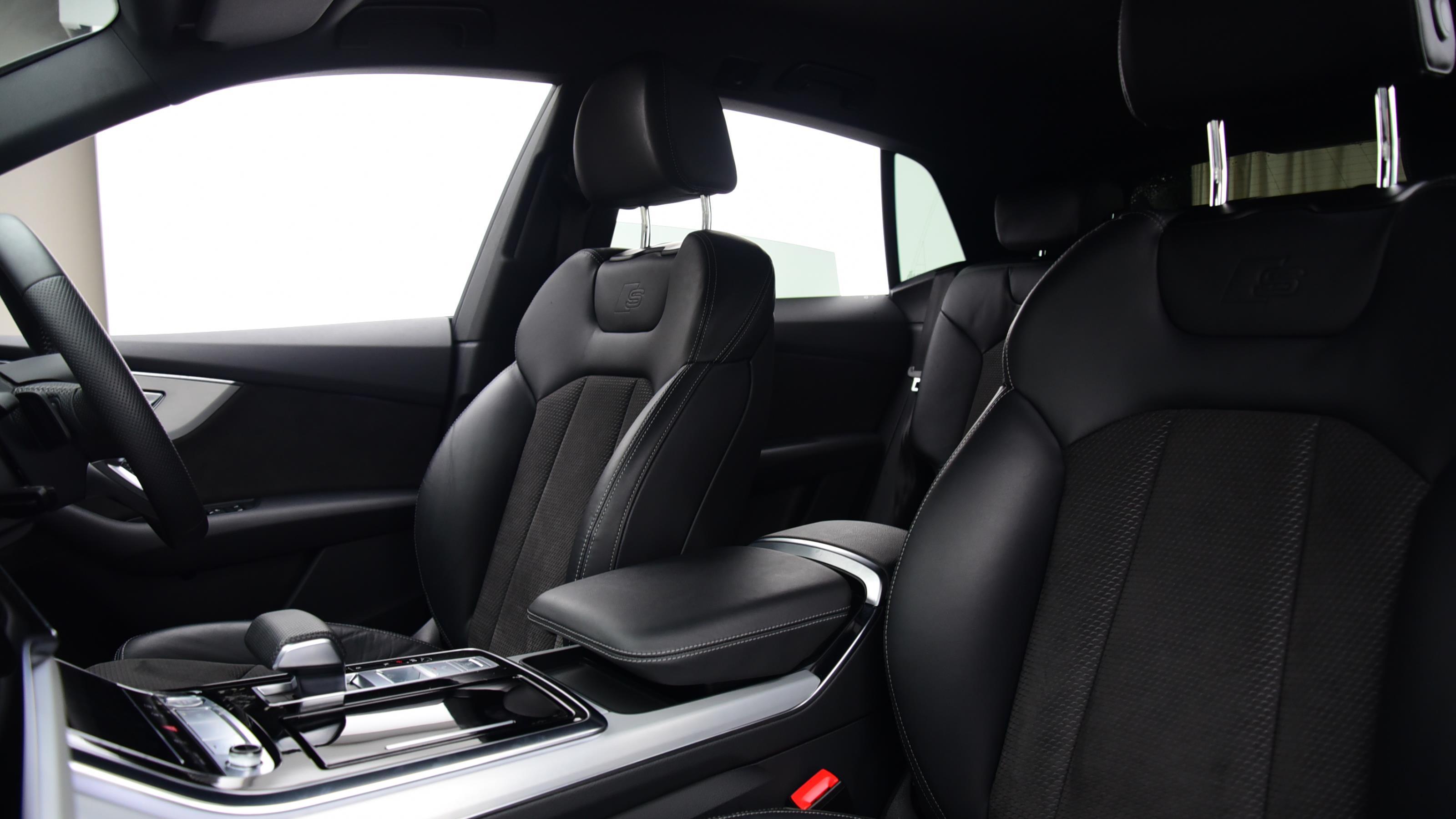 Used 2019 Audi Q8 50 TDI Quattro S Line 5dr Tiptronic GREY at Saxton4x4