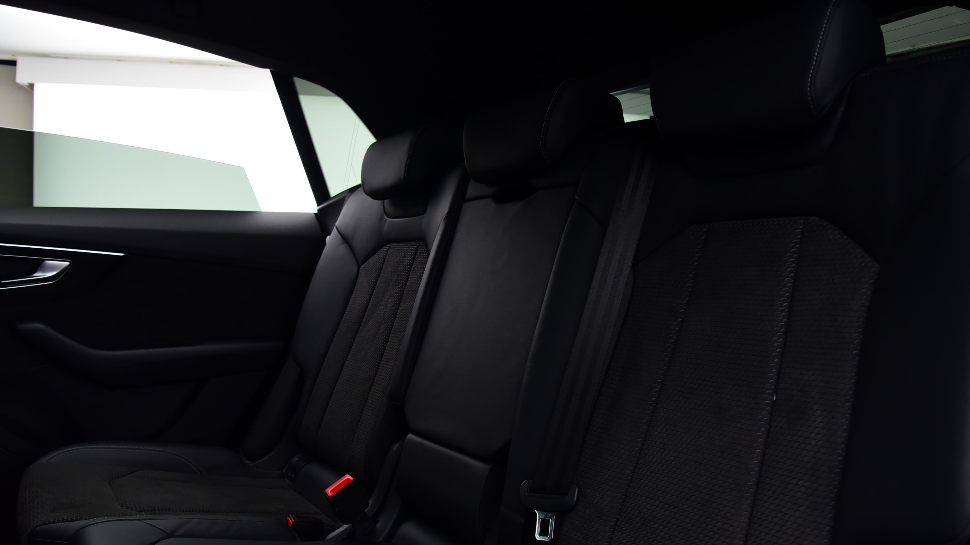 Used 2019 Audi Q8 50 TDI Quattro S Line 5dr Tiptronic BLUE at Saxton4x4