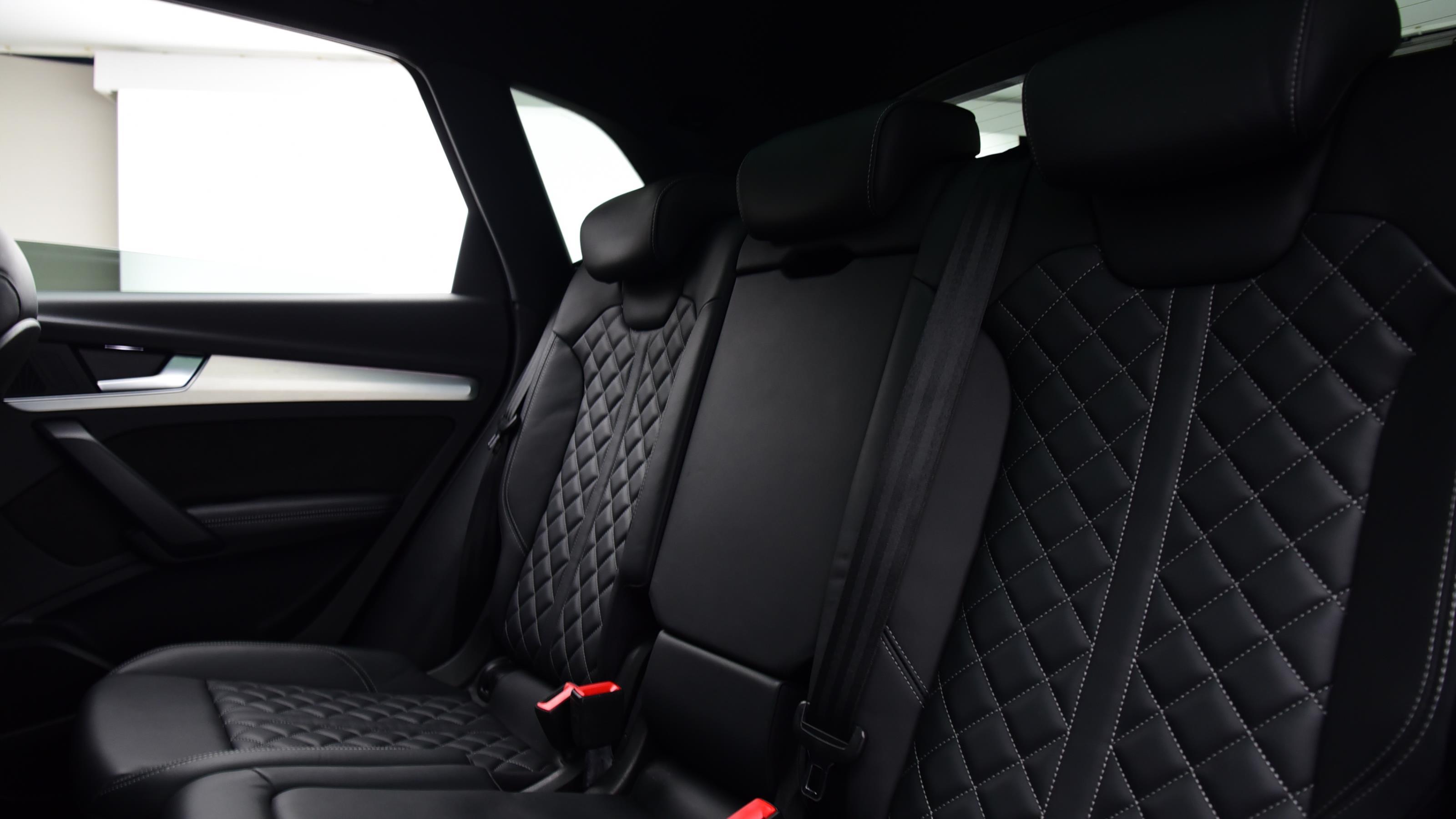 Used 2017 Audi Q5 SQ5 Quattro 5dr Tip Auto BLUE at Saxton4x4