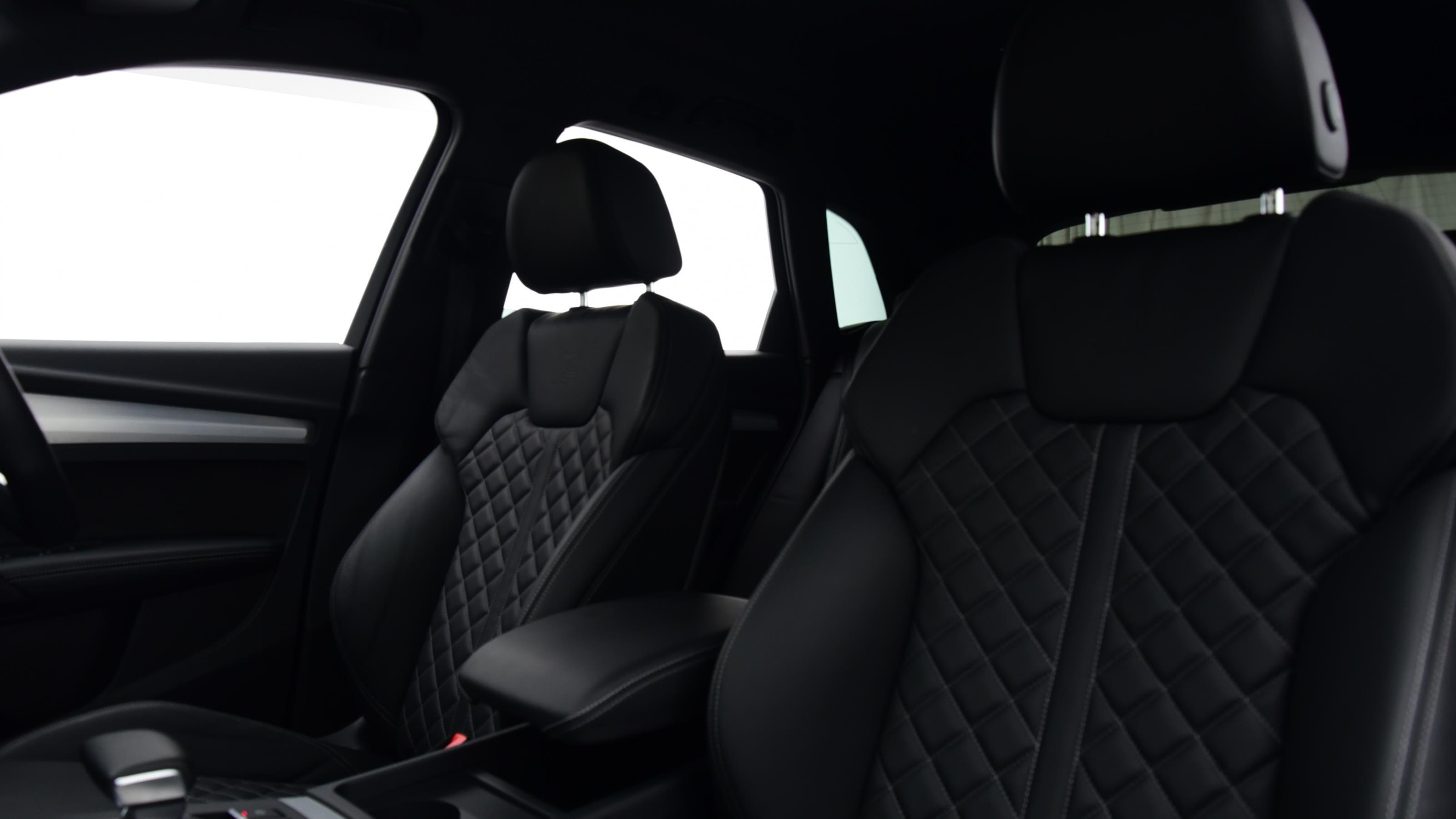 Used 2018 Audi Q5 SQ5 Quattro 5dr Tip Auto WHITE at Saxton4x4