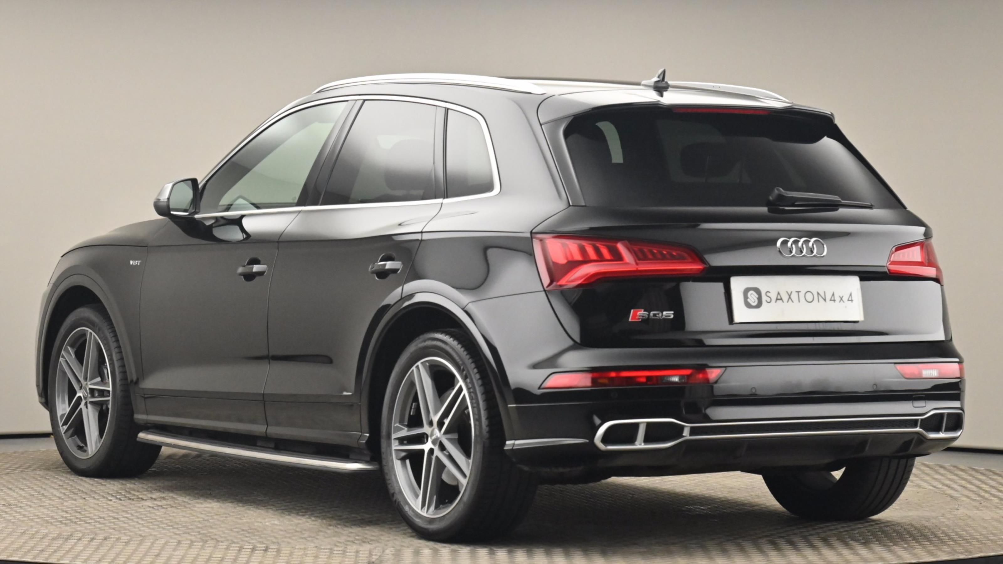 Used 2018 Audi Q5 SQ5 Quattro 5dr Tip Auto BLACK at Saxton4x4