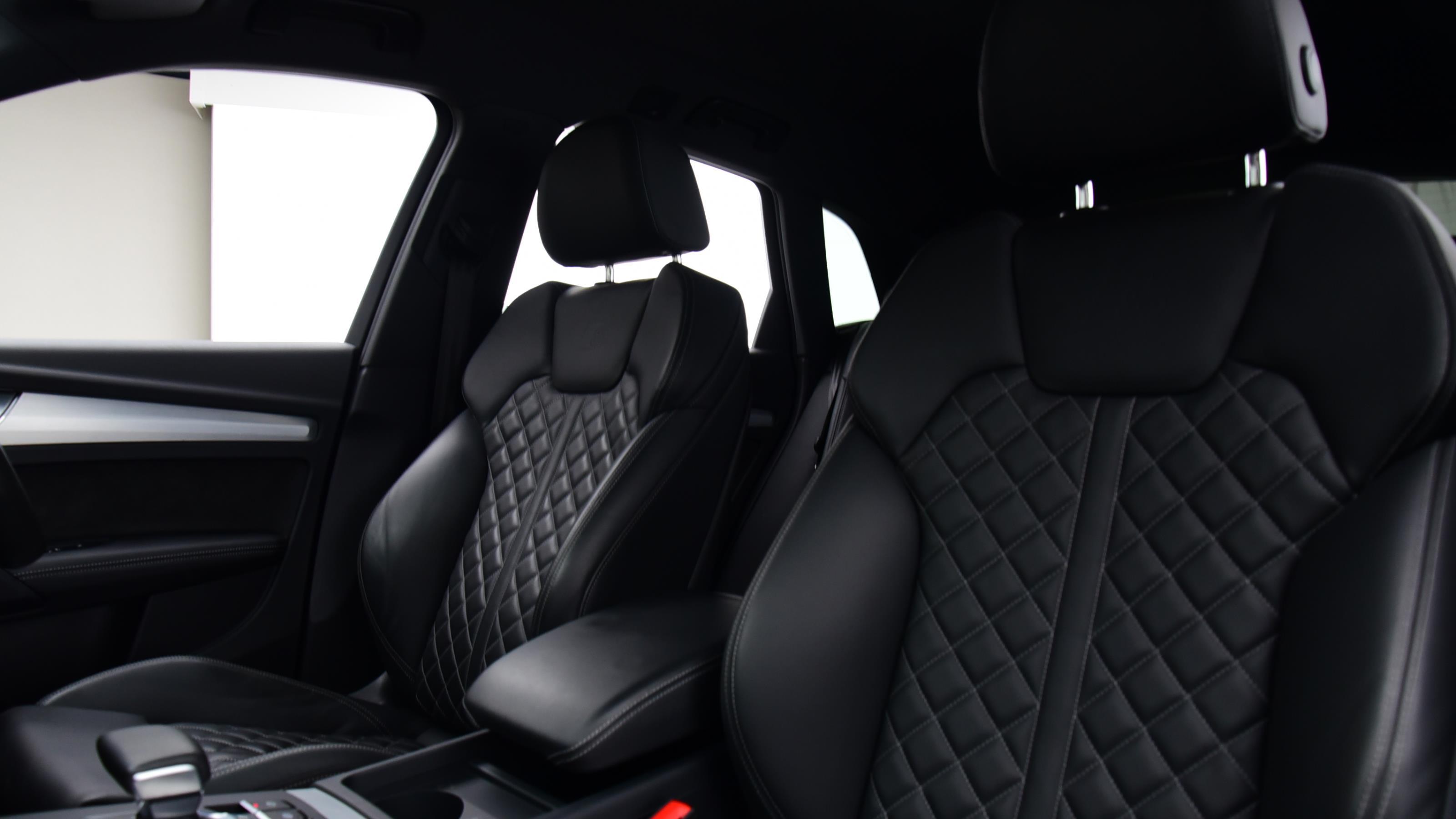 Used 2018 Audi Q5 SQ5 Quattro 5dr Tip Auto BLUE at Saxton4x4