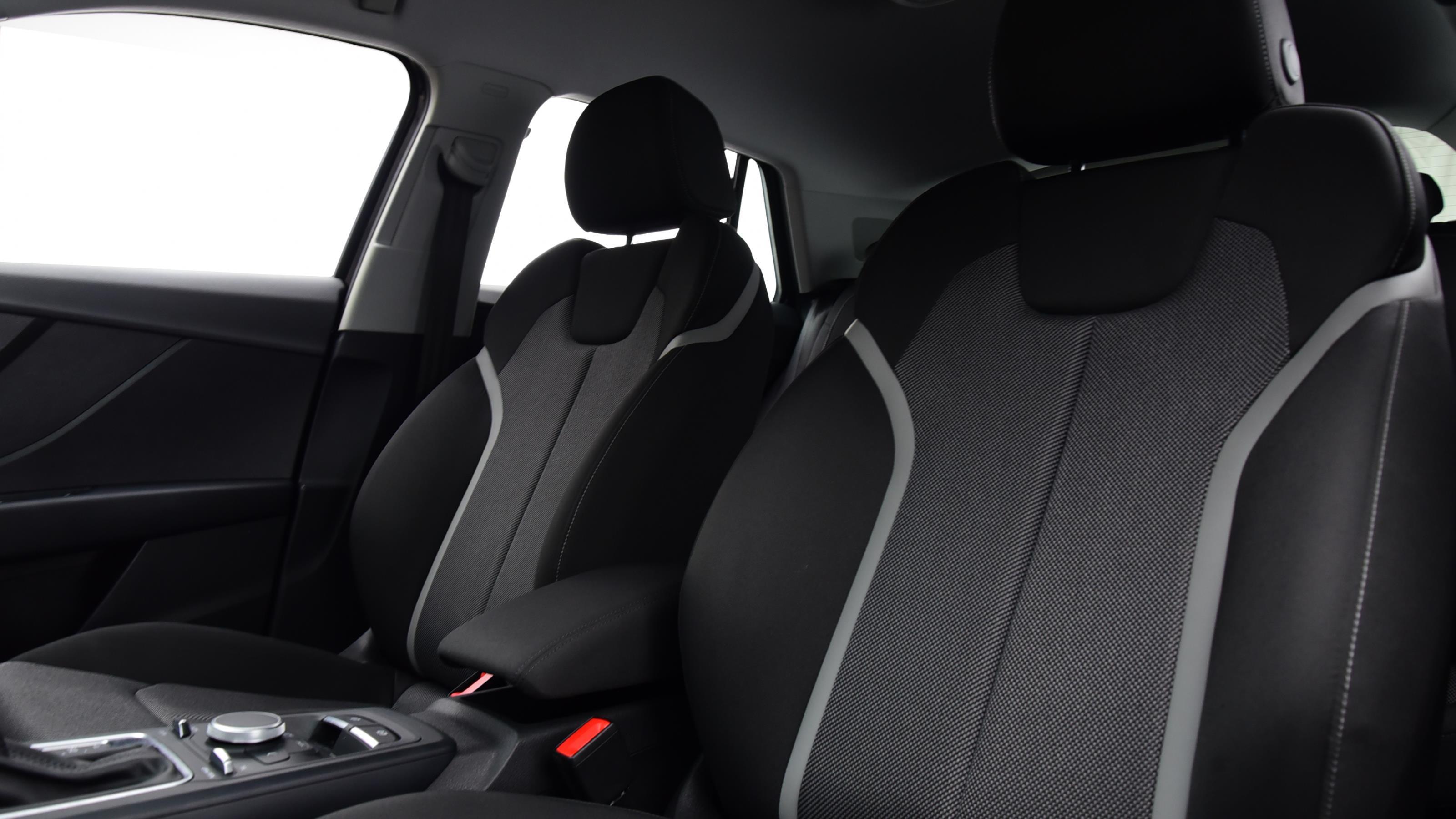 Used 2017 Audi Q2 1.4 TFSI Sport 5dr S Tronic BLACK at Saxton4x4