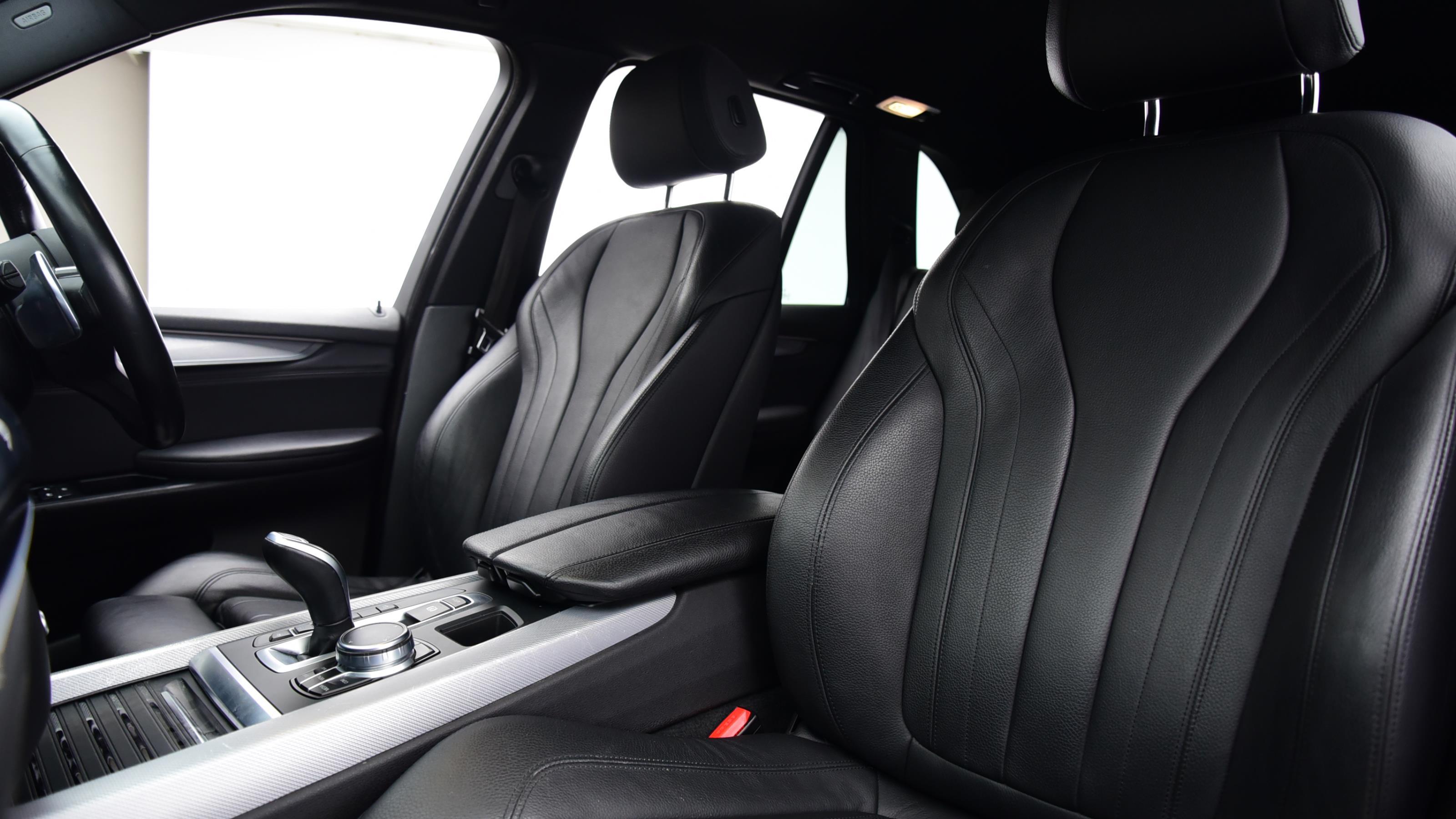 Used 2016 BMW X5 xDrive30d M Sport 5dr Auto BLACK at Saxton4x4