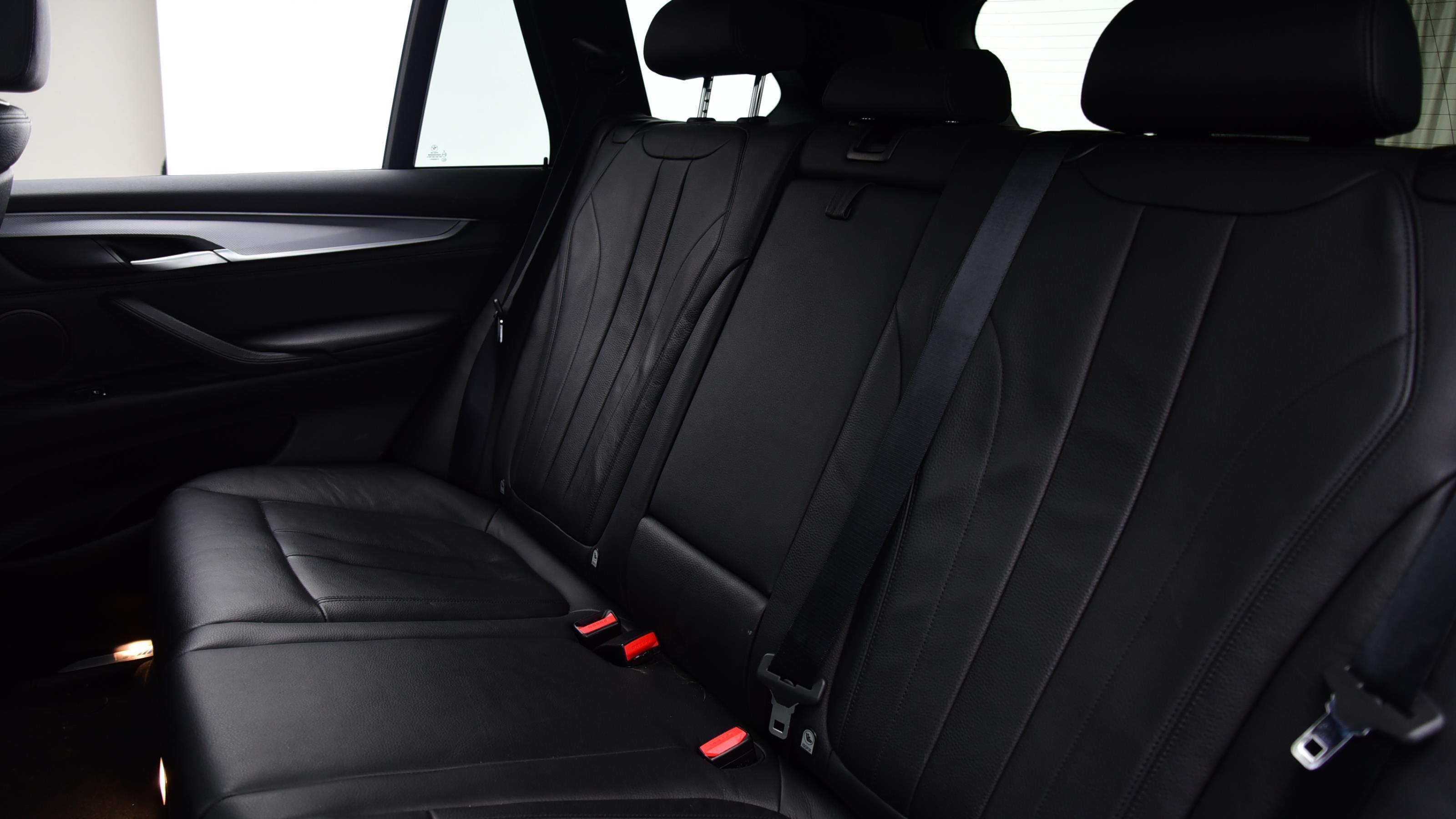 Used 2015 BMW X5 xDrive40d M Sport 5dr Auto BLACK at Saxton4x4