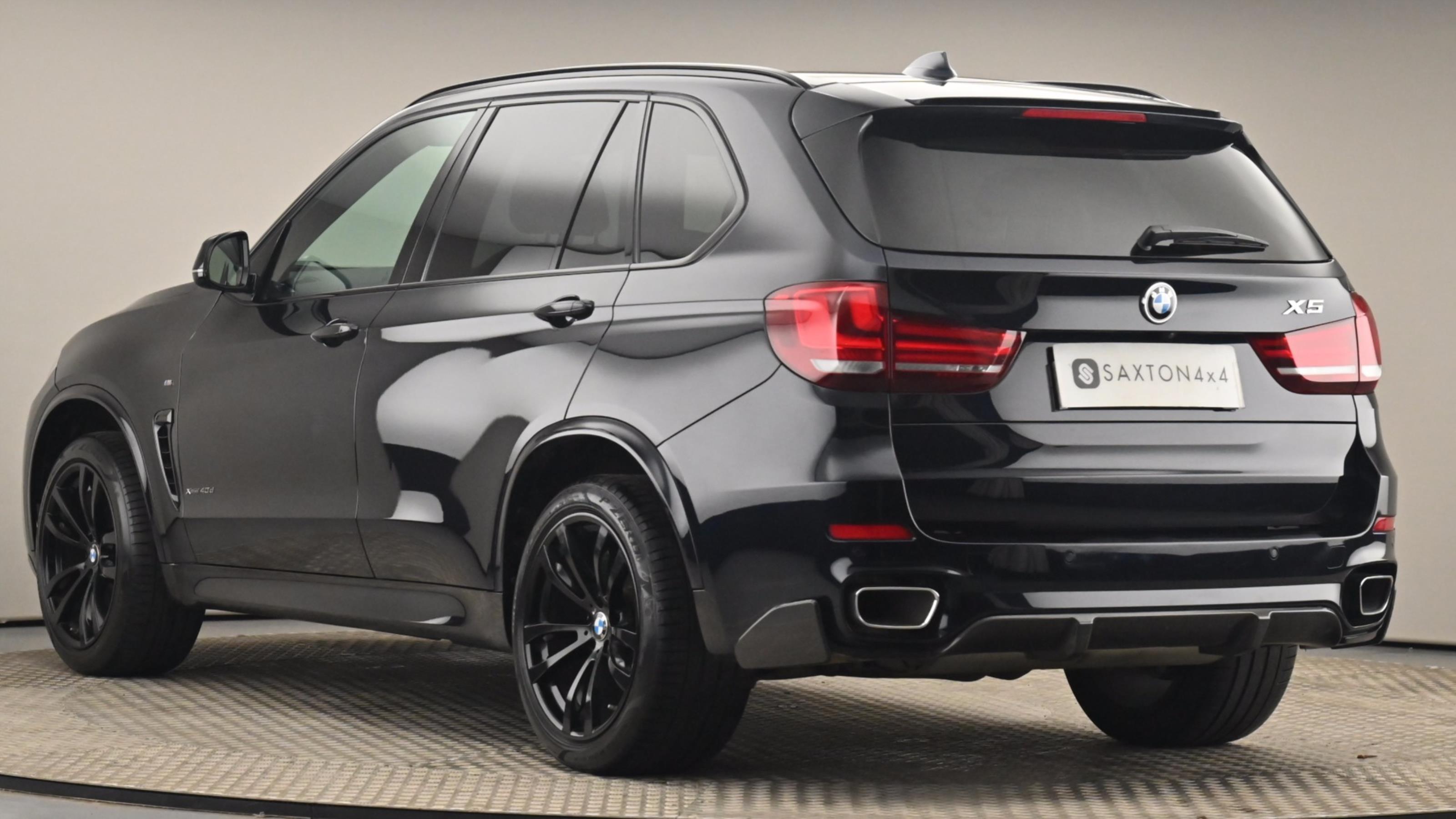 Used 2017 BMW X5 xDrive40d M Sport 5dr Auto ~ at Saxton4x4