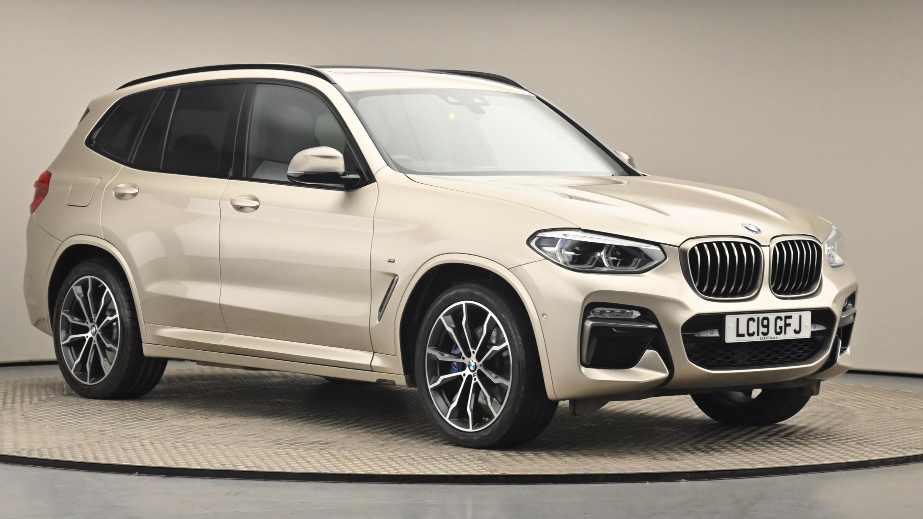 Used 2019 BMW X3 xDrive M40i [354] 5dr Step Auto at Saxton4x4