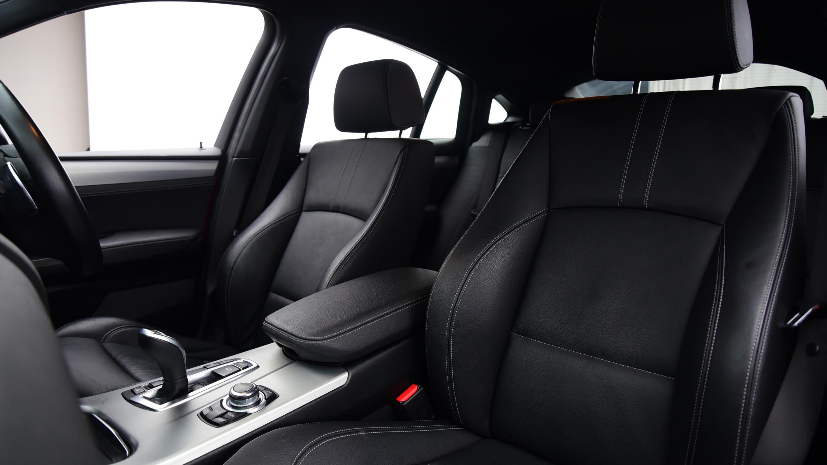 Used 2016 BMW X4 xDrive30d M Sport 5dr Step Auto RED at Saxton4x4