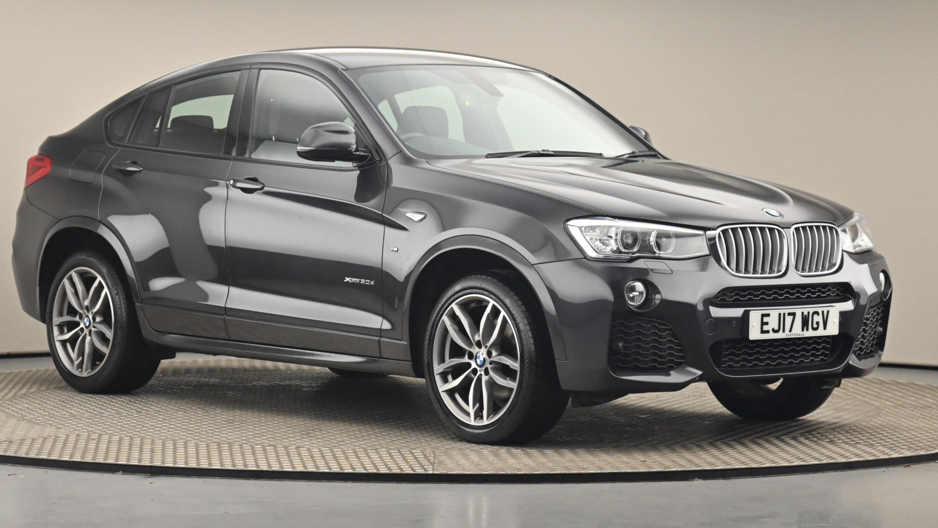Used 2017 BMW X4 xDrive30d M Sport 5dr Step Auto at Saxton4x4