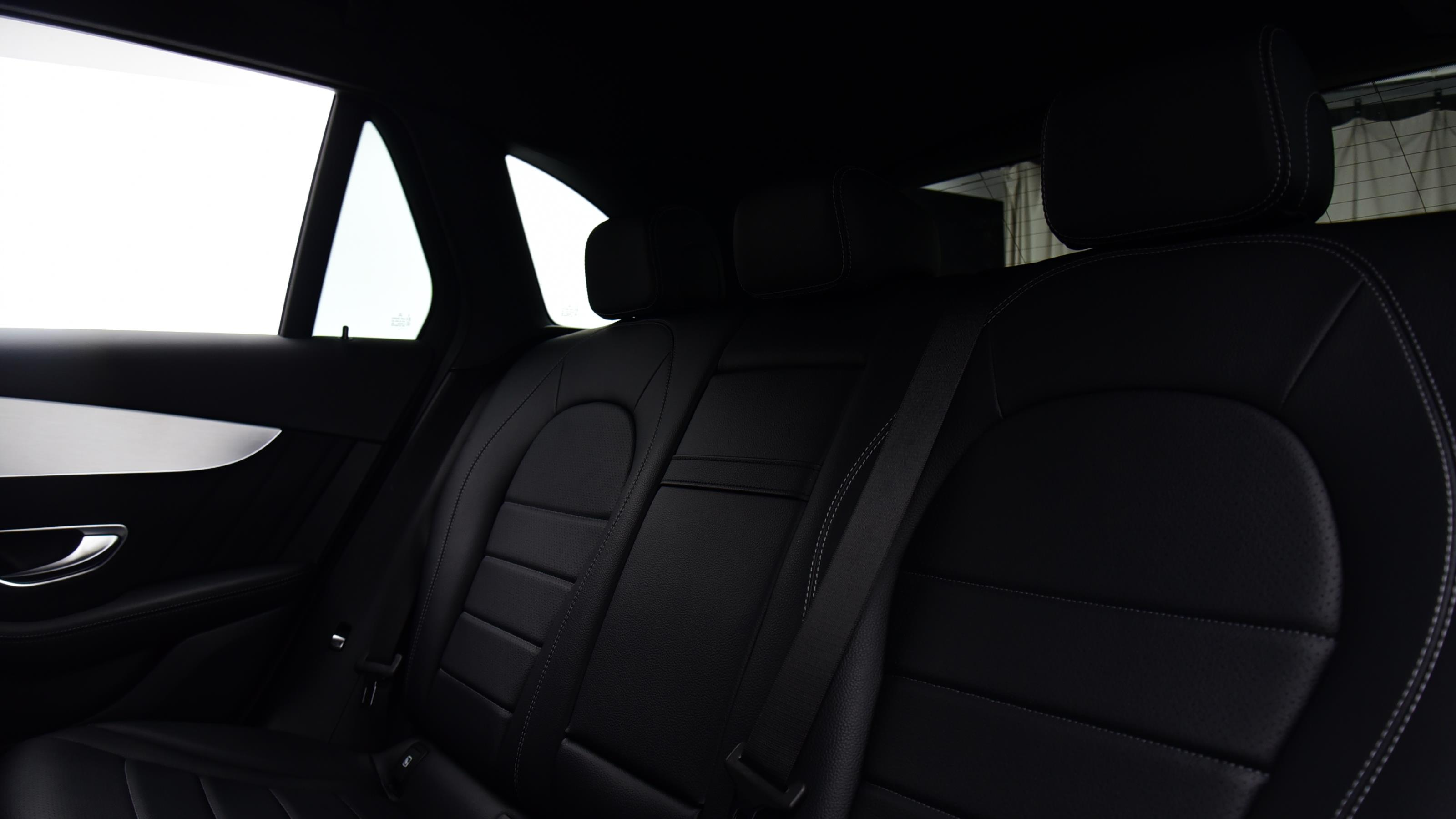 Used 2016 Mercedes-Benz GLC GLC 220d 4Matic AMG Line 5dr 9G-Tronic BLACK at Saxton4x4