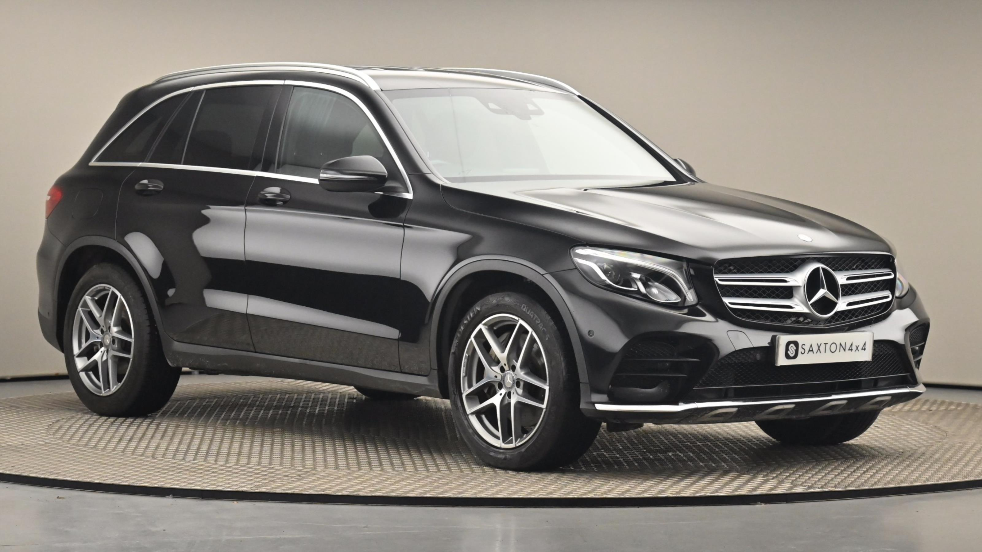 Used 2016 Mercedes-Benz GLC GLC 220d 4Matic AMG Line 5dr 9G-Tronic at Saxton4x4