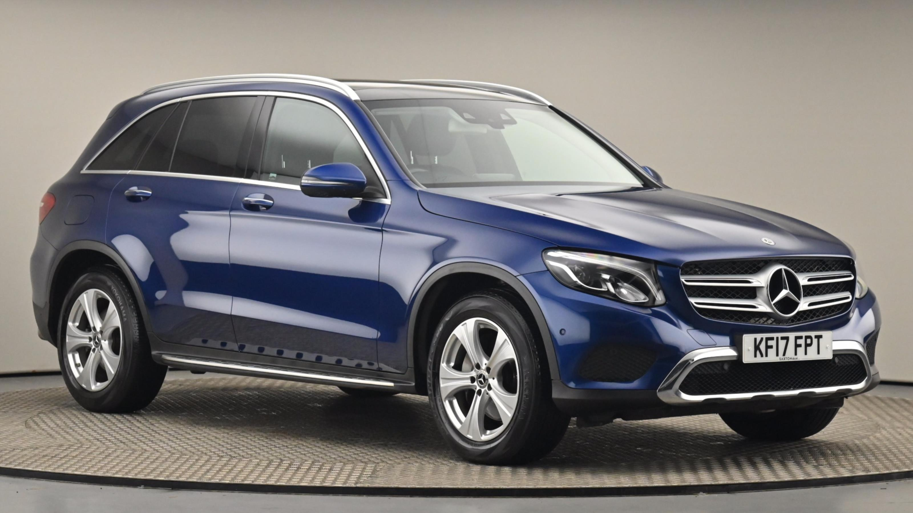 Used 2017 Mercedes-Benz GLC COUPE GLC 220d 4Matic Sport Premium Plus 5dr 9G-Tronic at Saxton4x4
