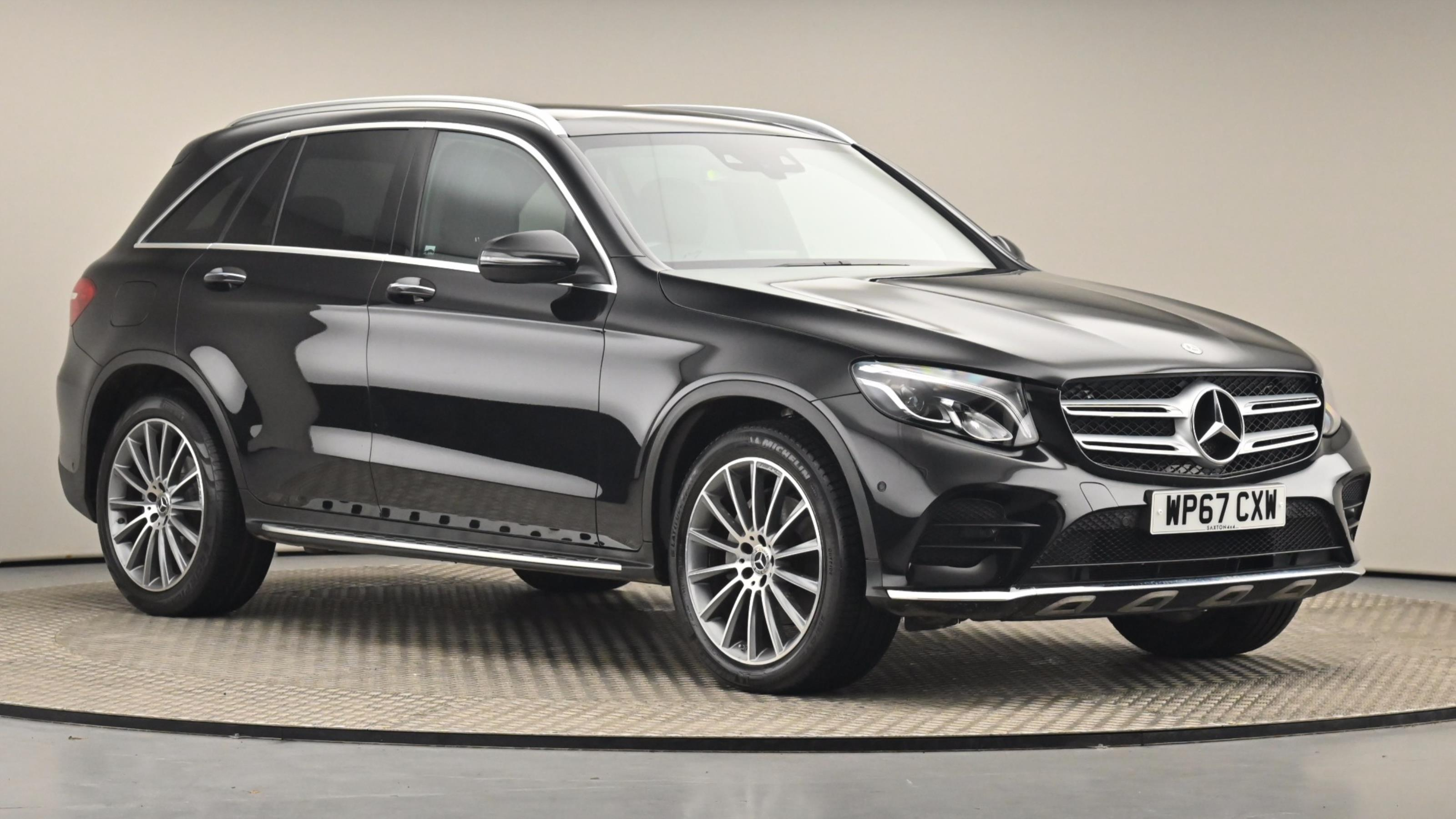 Used 2017 Mercedes-Benz GLC GLC 220d 4Matic AMG Line Premium 5dr 9G-Tronic at Saxton4x4