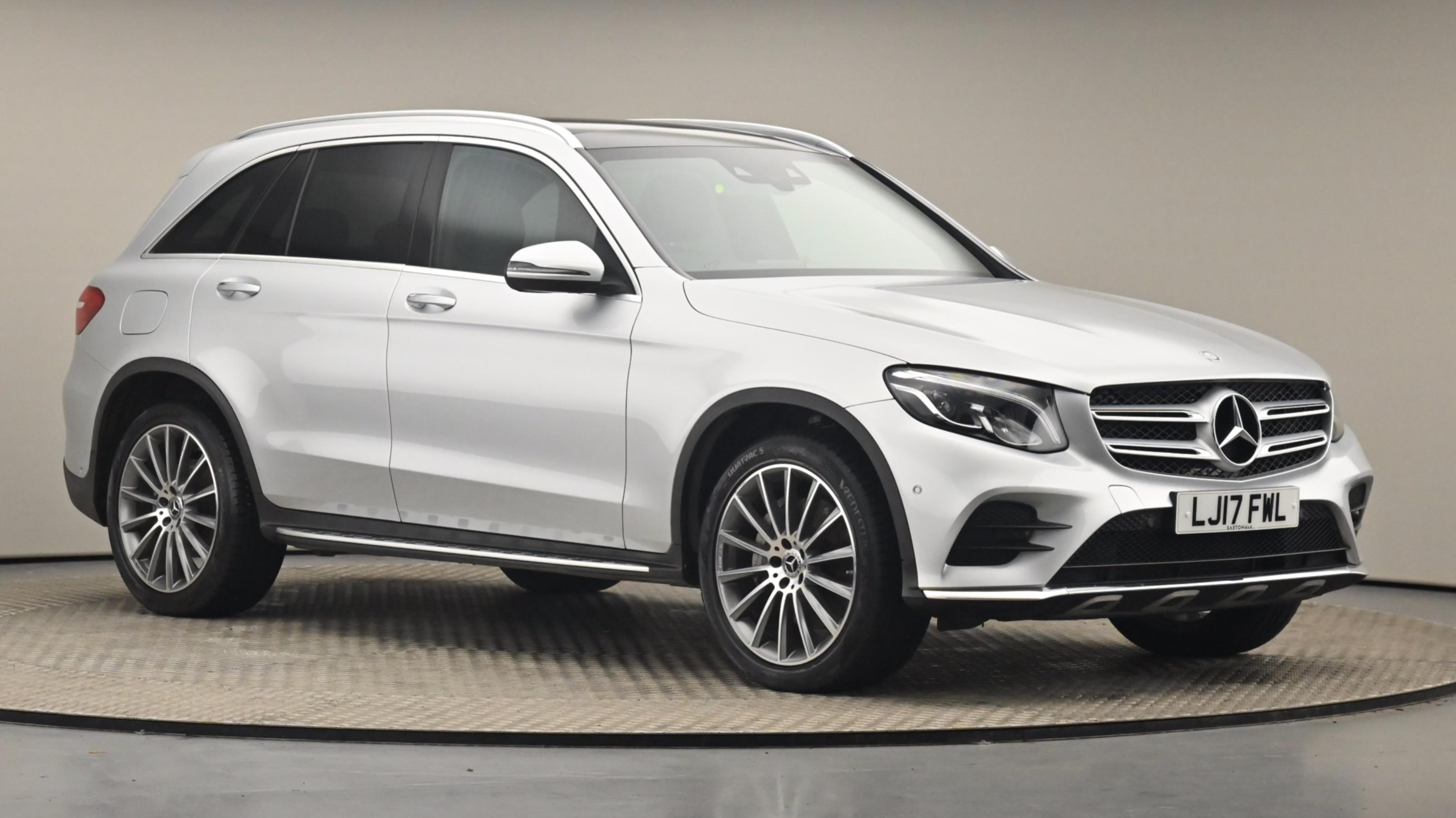 Used 2017 Mercedes-Benz GLC GLC 250d 4Matic AMG Line Premium 5dr 9G-Tronic at Saxton4x4