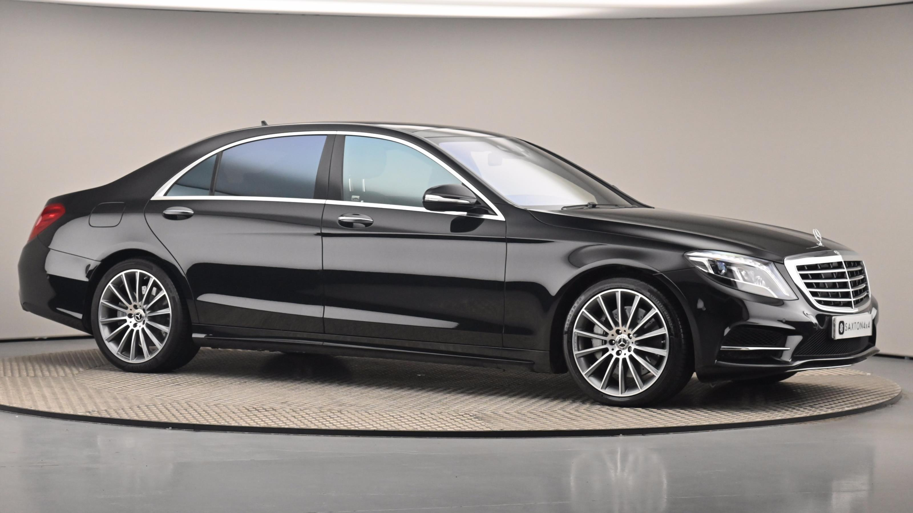 Used 2017 Mercedes-Benz S CLASS S500L AMG Line 4dr 9G-Tronic [Executive] at Saxton4x4
