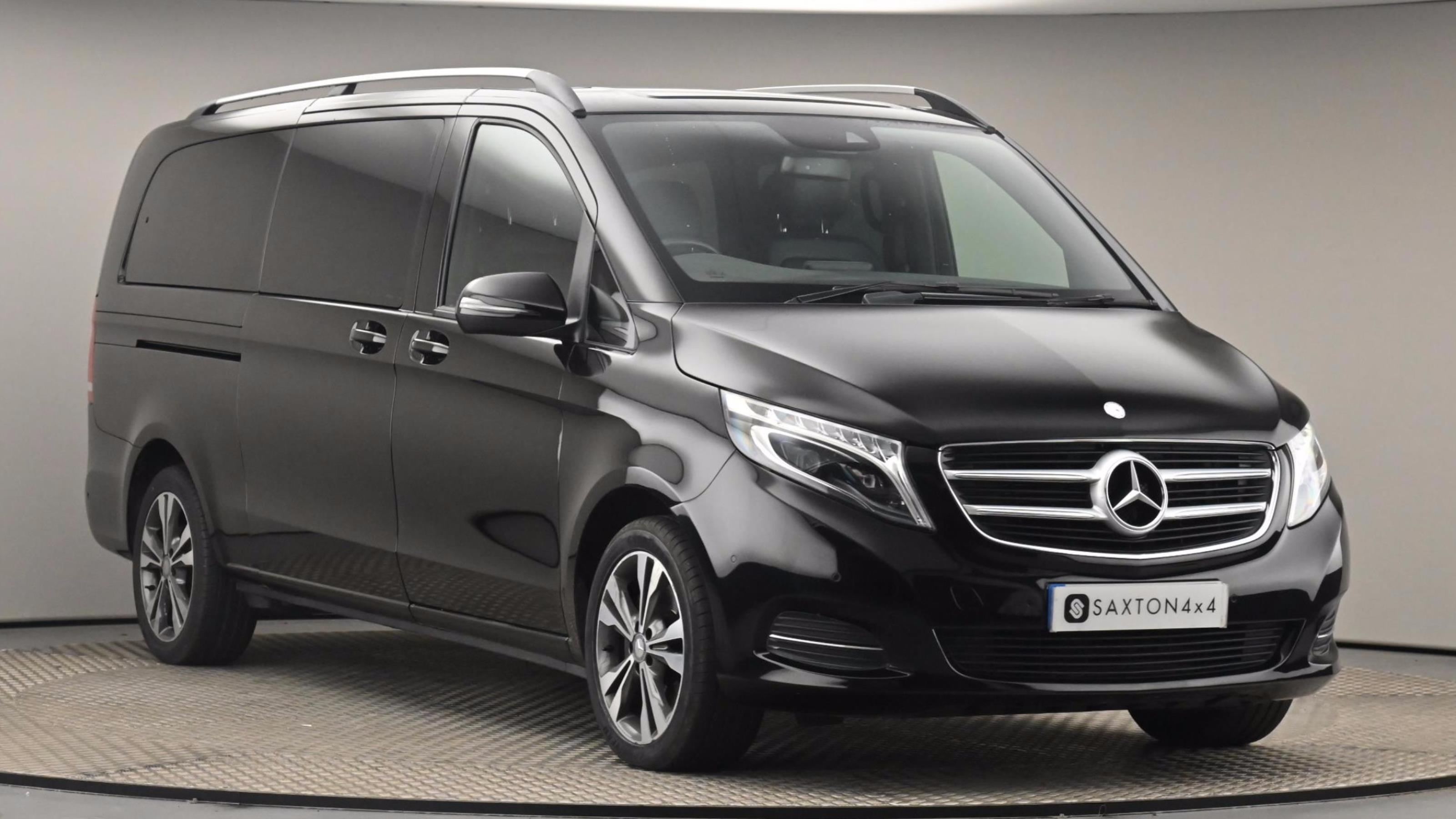 Used 2017 Mercedes-Benz V CLASS V220 BlueTEC Sport 5dr Auto [Extra Long] at Saxton4x4