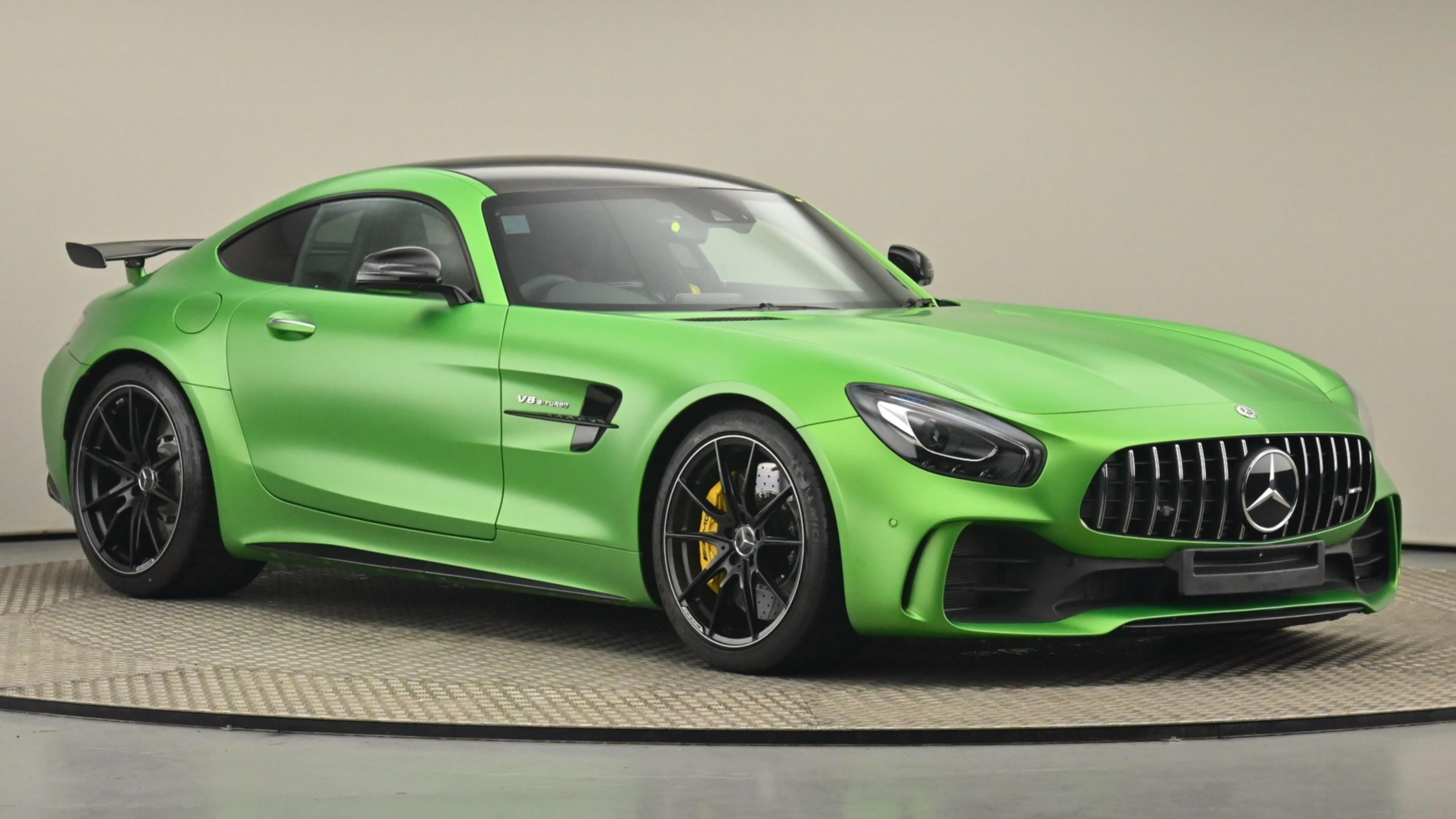 Used 2018 Mercedes-Benz AMG GT GT R Premium 2dr Auto at Saxton4x4
