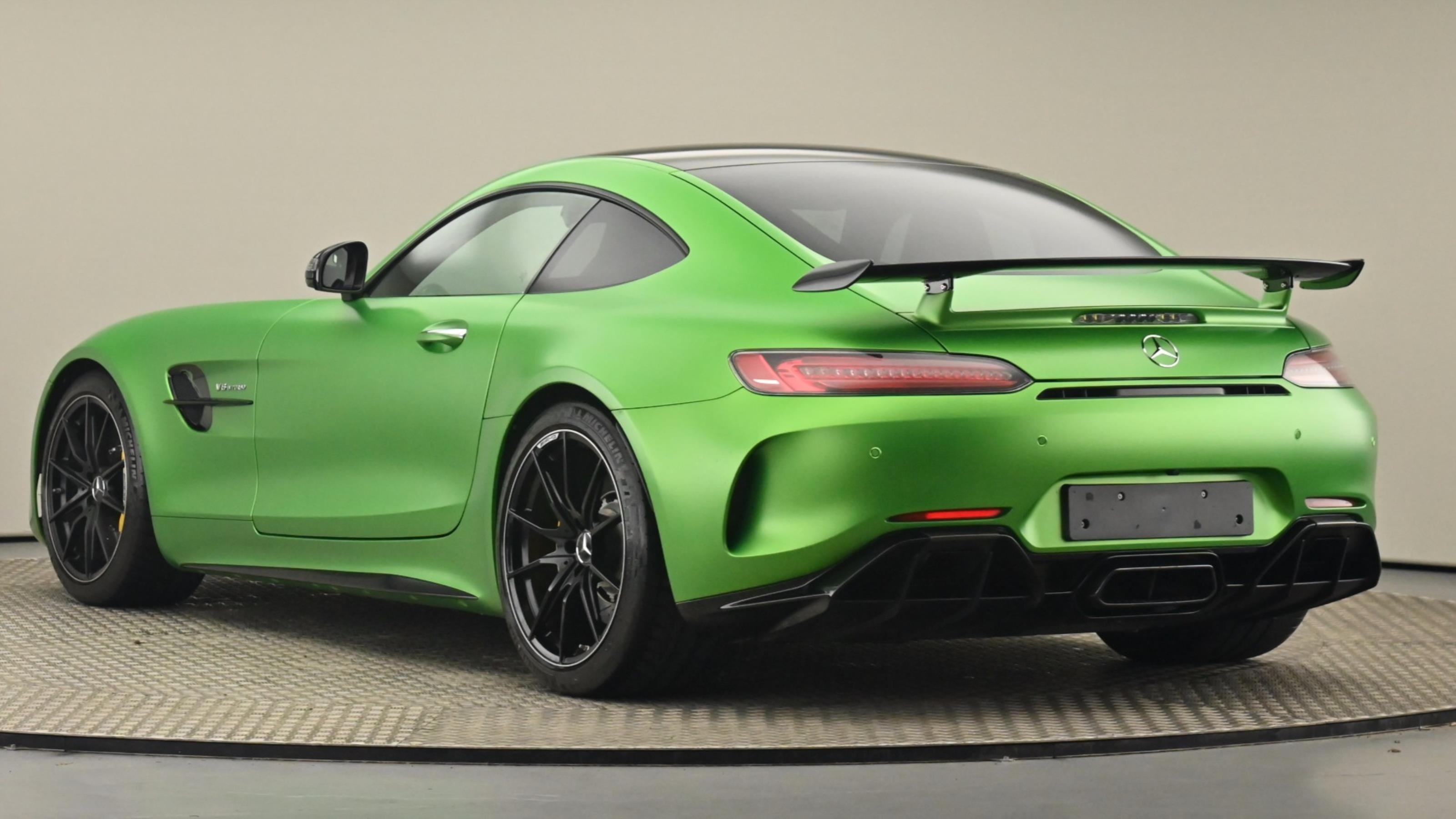 Used 2018 Mercedes-Benz AMG GT GT R Premium 2dr Auto GREEN at Saxton4x4