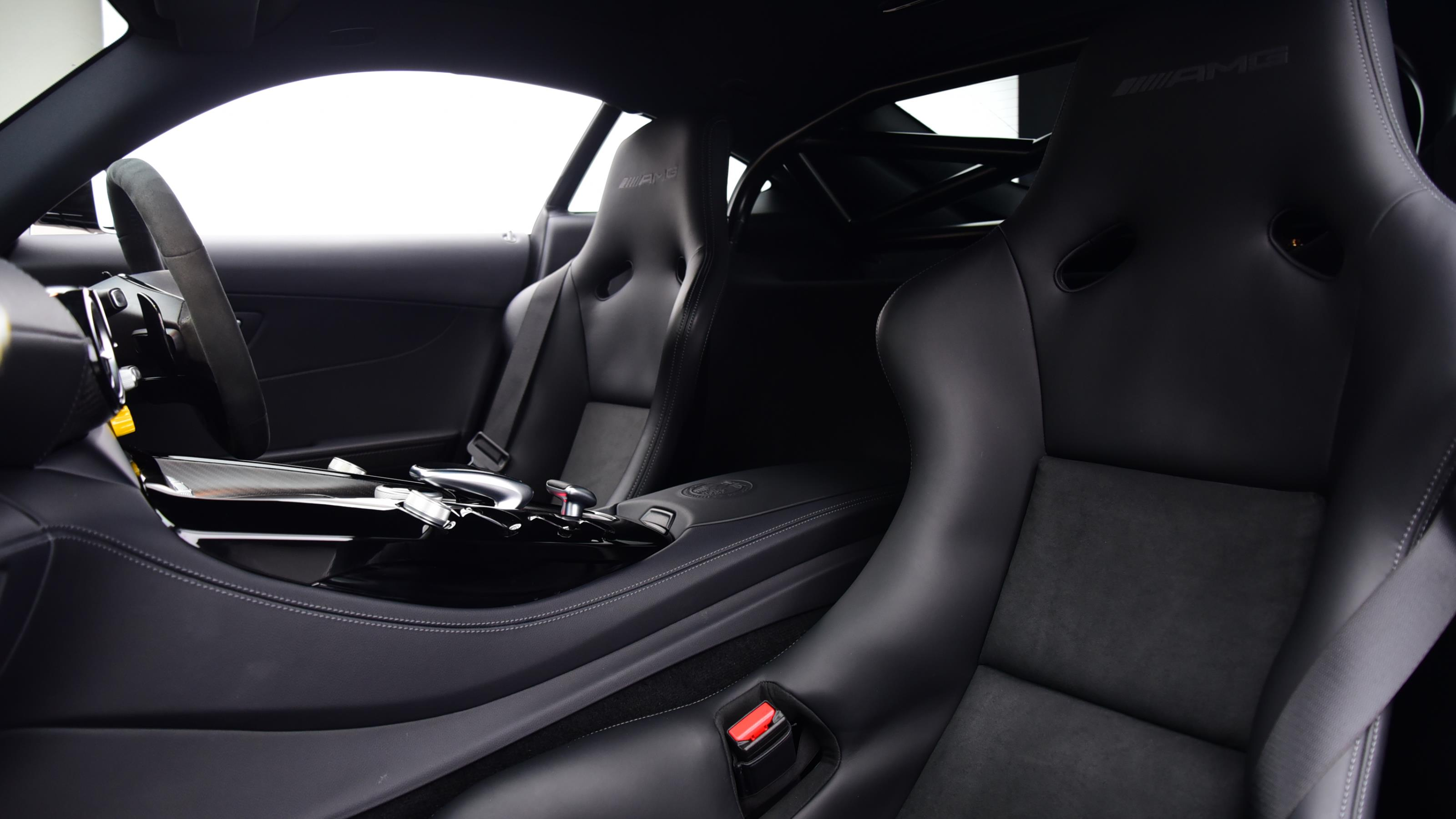 Used 2018 Mercedes-Benz AMG GT GT R Premium 2dr Auto BLACK at Saxton4x4