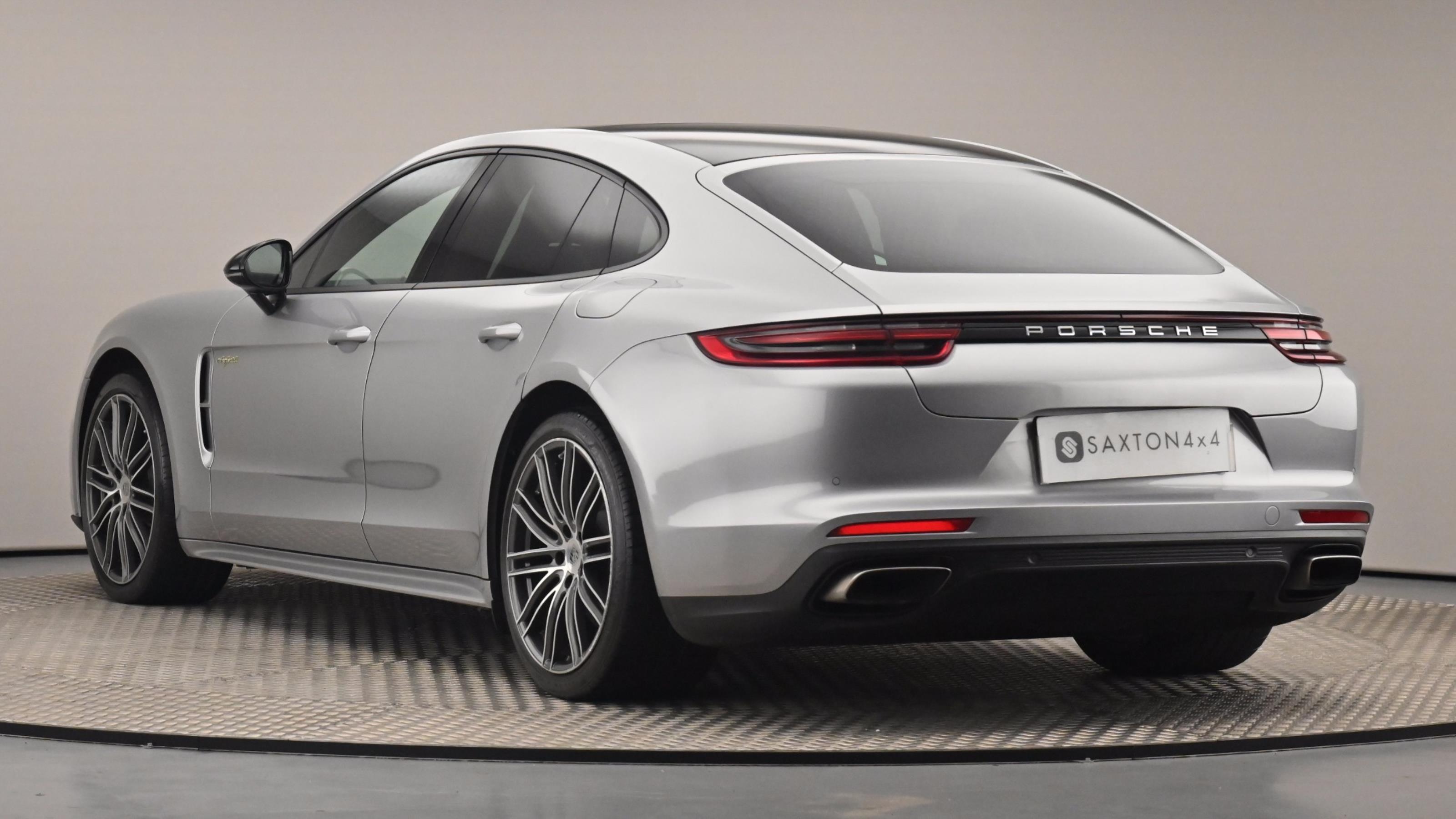 Used 2017 Porsche PANAMERA 2.9 V6 4 E-Hybrid 5dr PDK SILVER at Saxton4x4