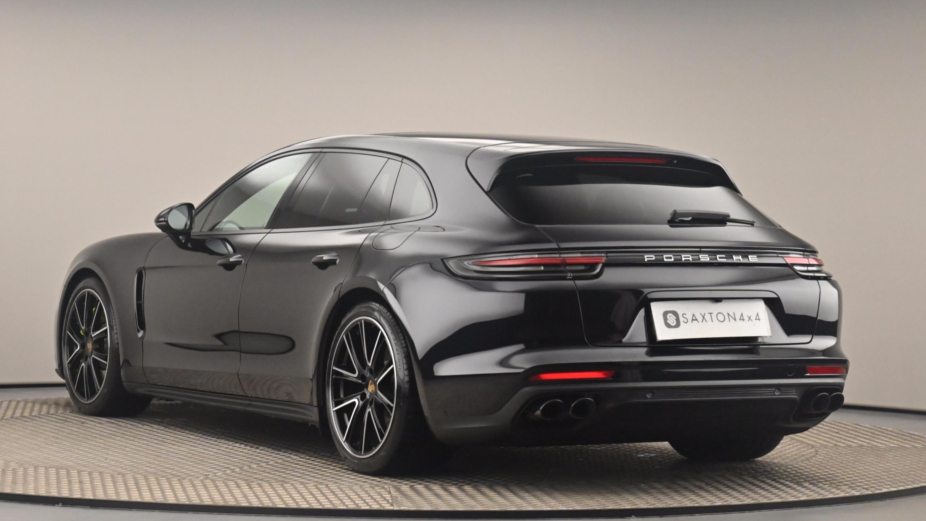 Used 2019 Porsche PANAMERA 2.9 V6 4 E-Hybrid 5dr PDK Black at Saxton4x4