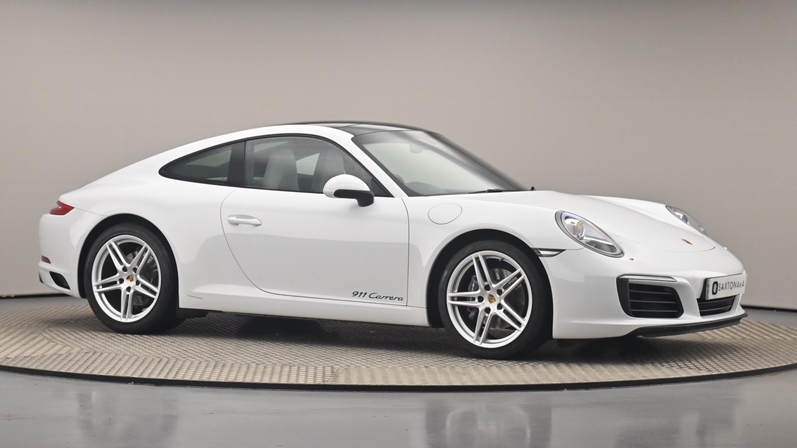 Used 2016 Porsche 911 2dr PDK White at Saxton4x4