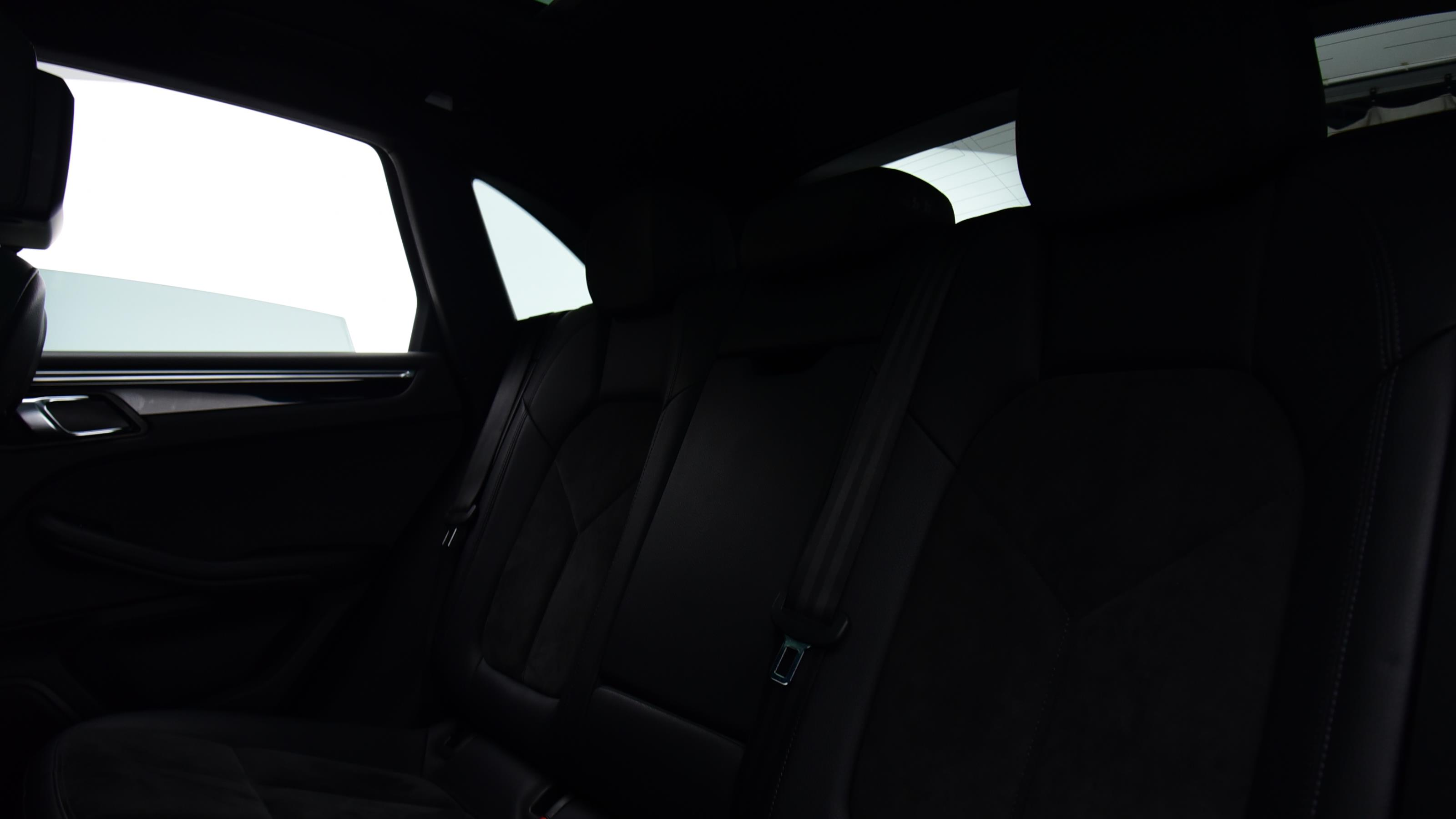 Used 2015 Porsche MACAN S Diesel 5dr PDK BLACK at Saxton4x4