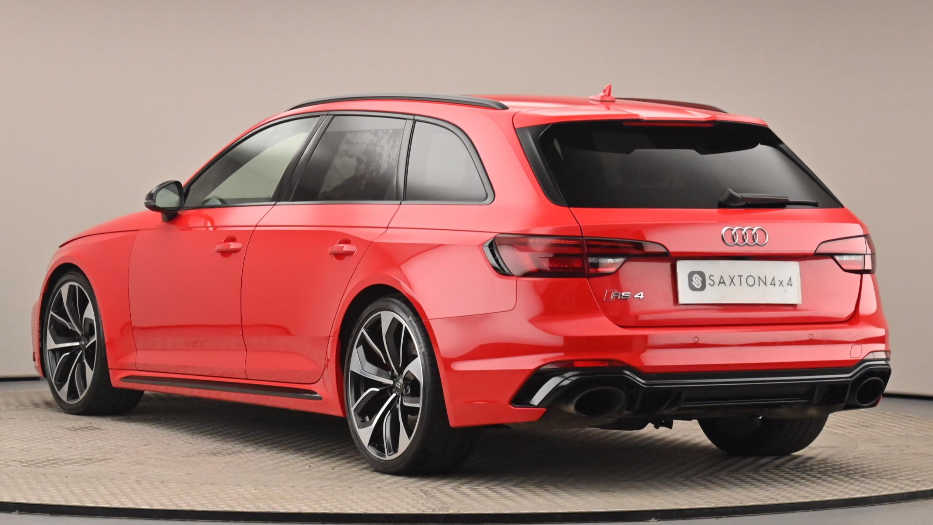 Used 2018 Audi RS4 2.9 TFSI Quattro 5dr Tip tronic RED at Saxton4x4